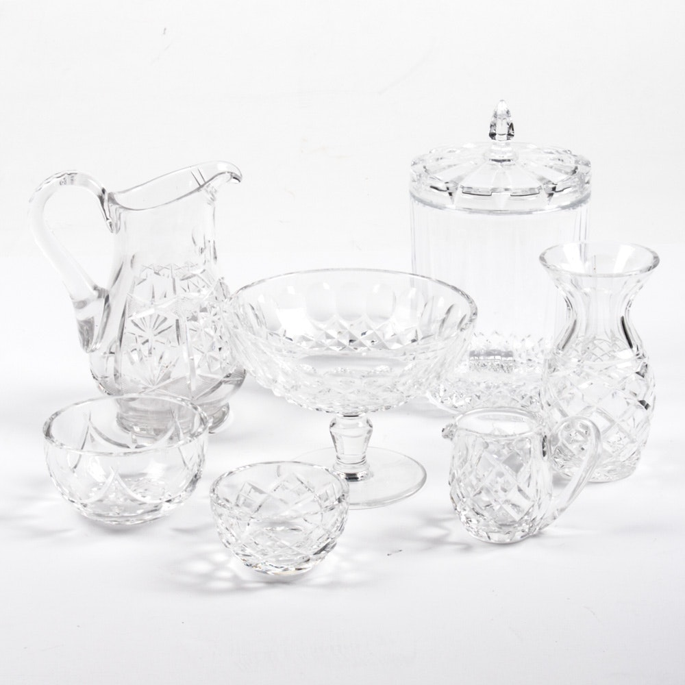 Crystal Accessories Collection Featuring Waterford