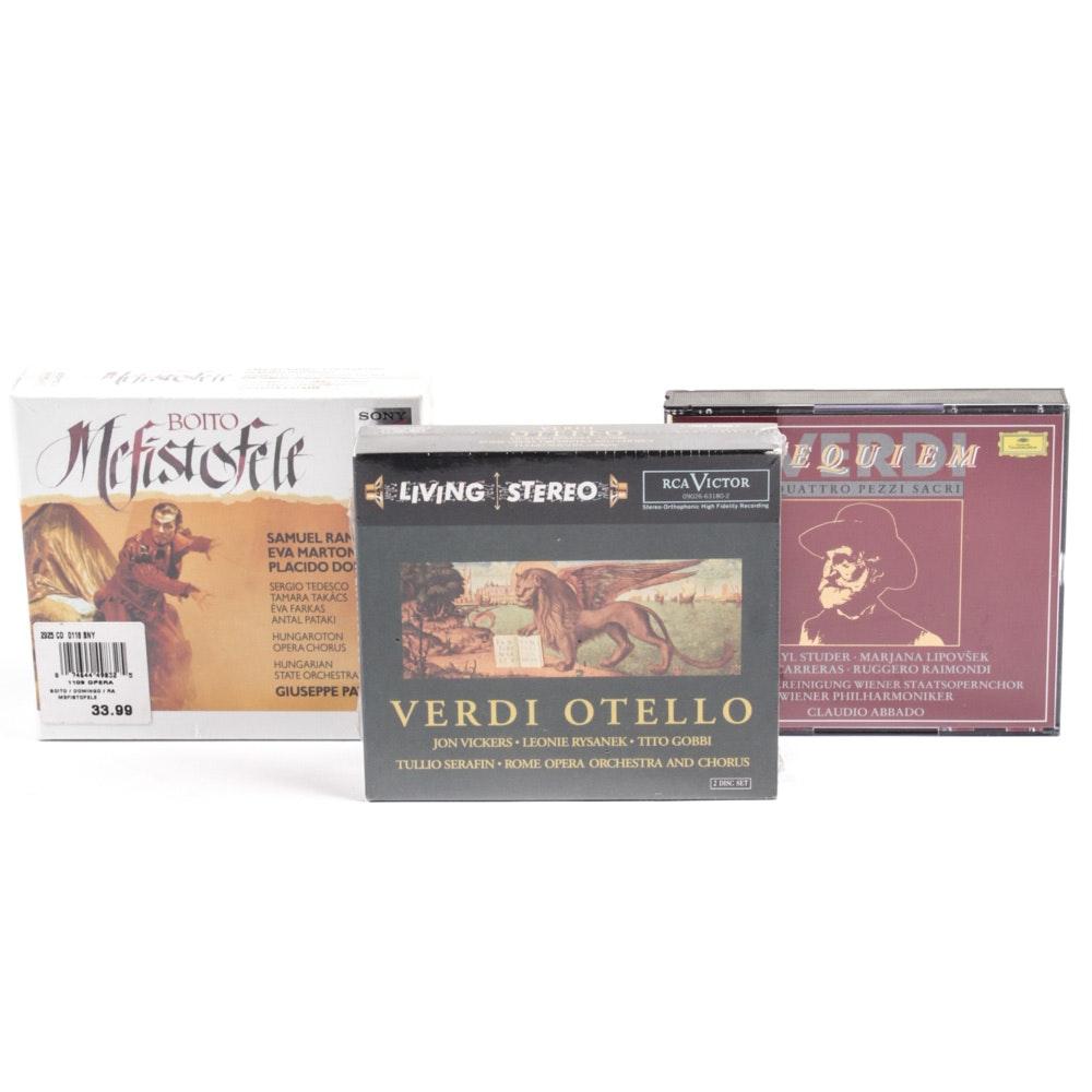 Opera CDs