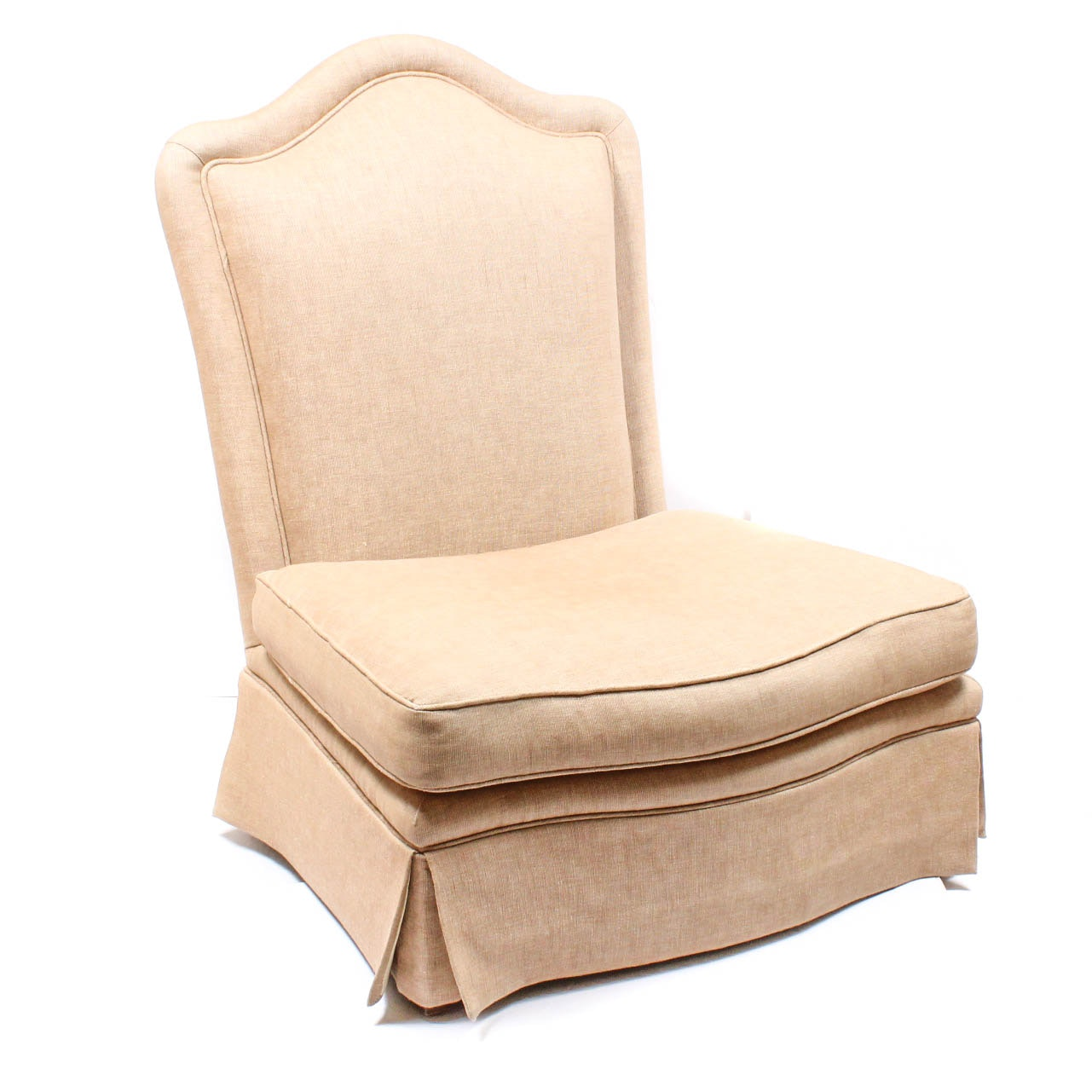 Upholstered Chair by Baker