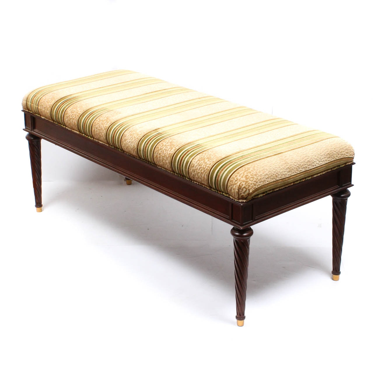 Upholstered Bench Seat from Hickory Chair
