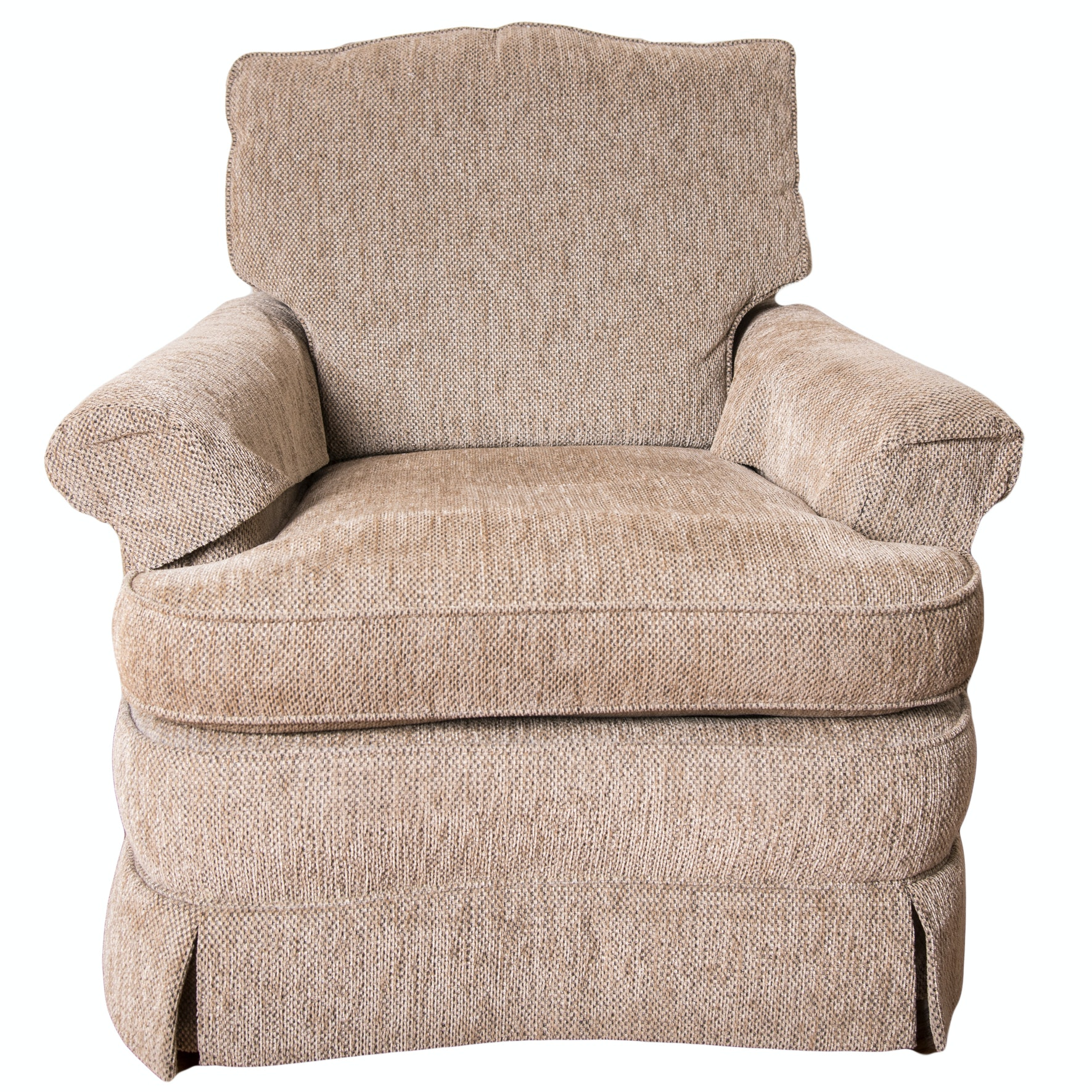 Swivel Rocker Armchair by Jessica Charles