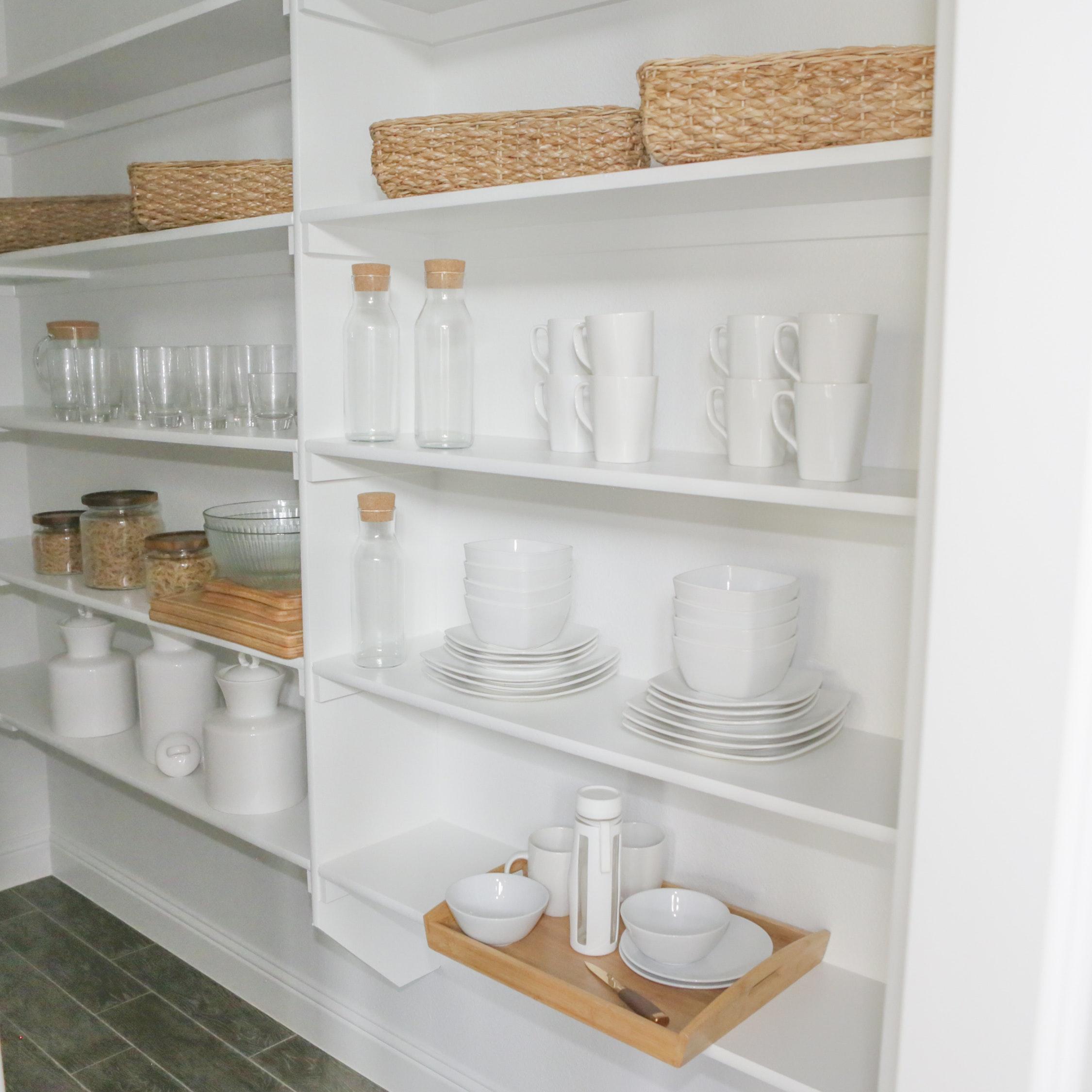 Ceramic Tableware, Glassware and Baskets
