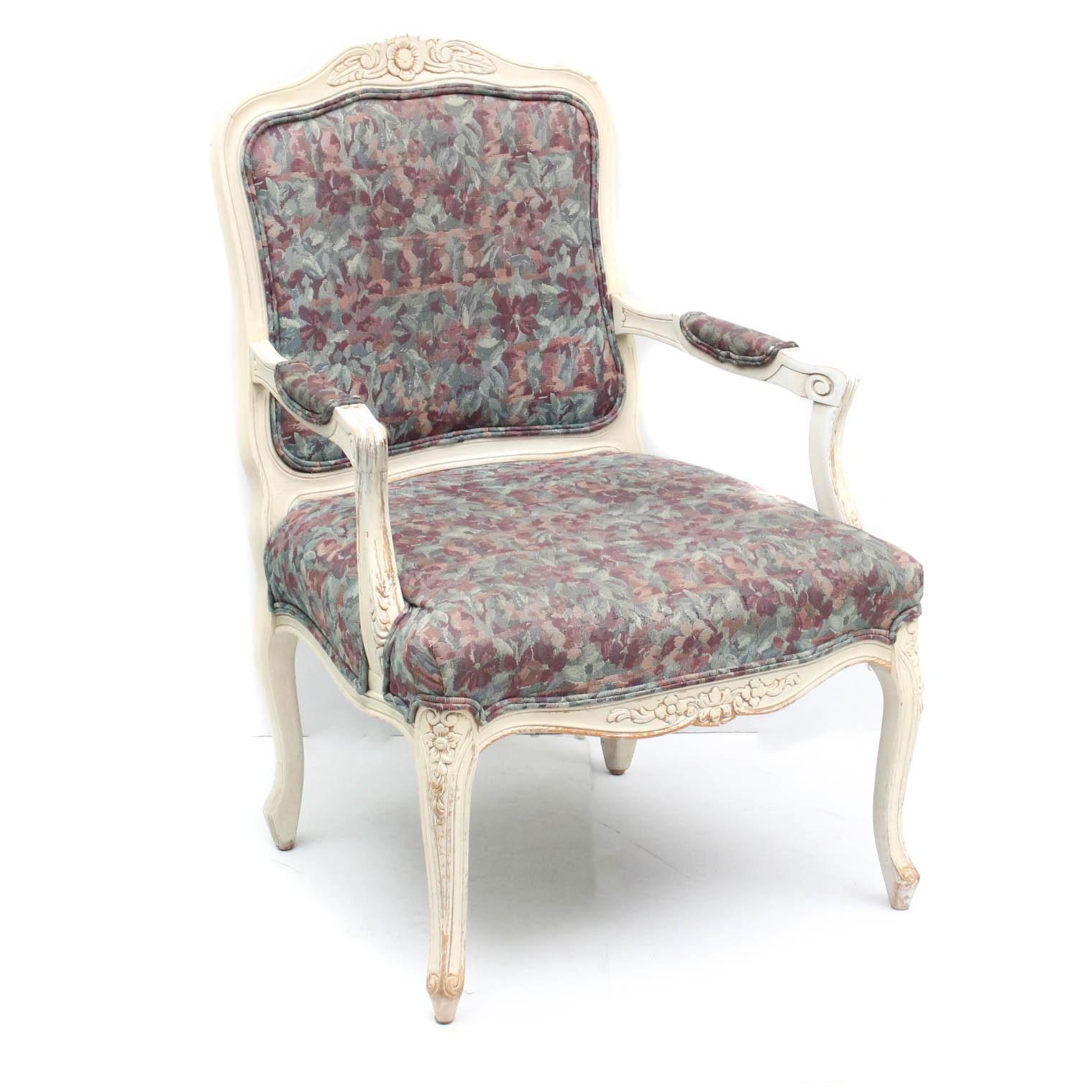 Louis IV Style Arm Chair