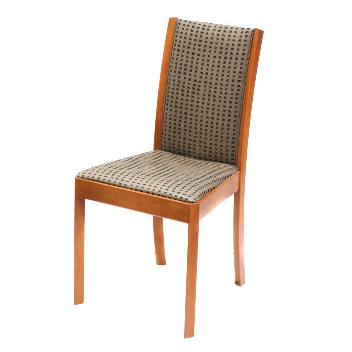 Mid Century Modern Scovby Danish Side Chair