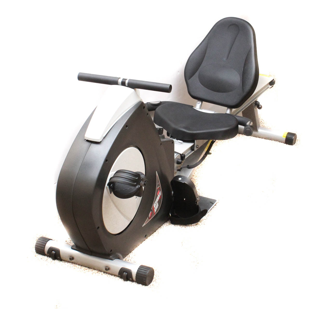 "Stamina ""Conversion II"" Recumbant Bike and Rower"
