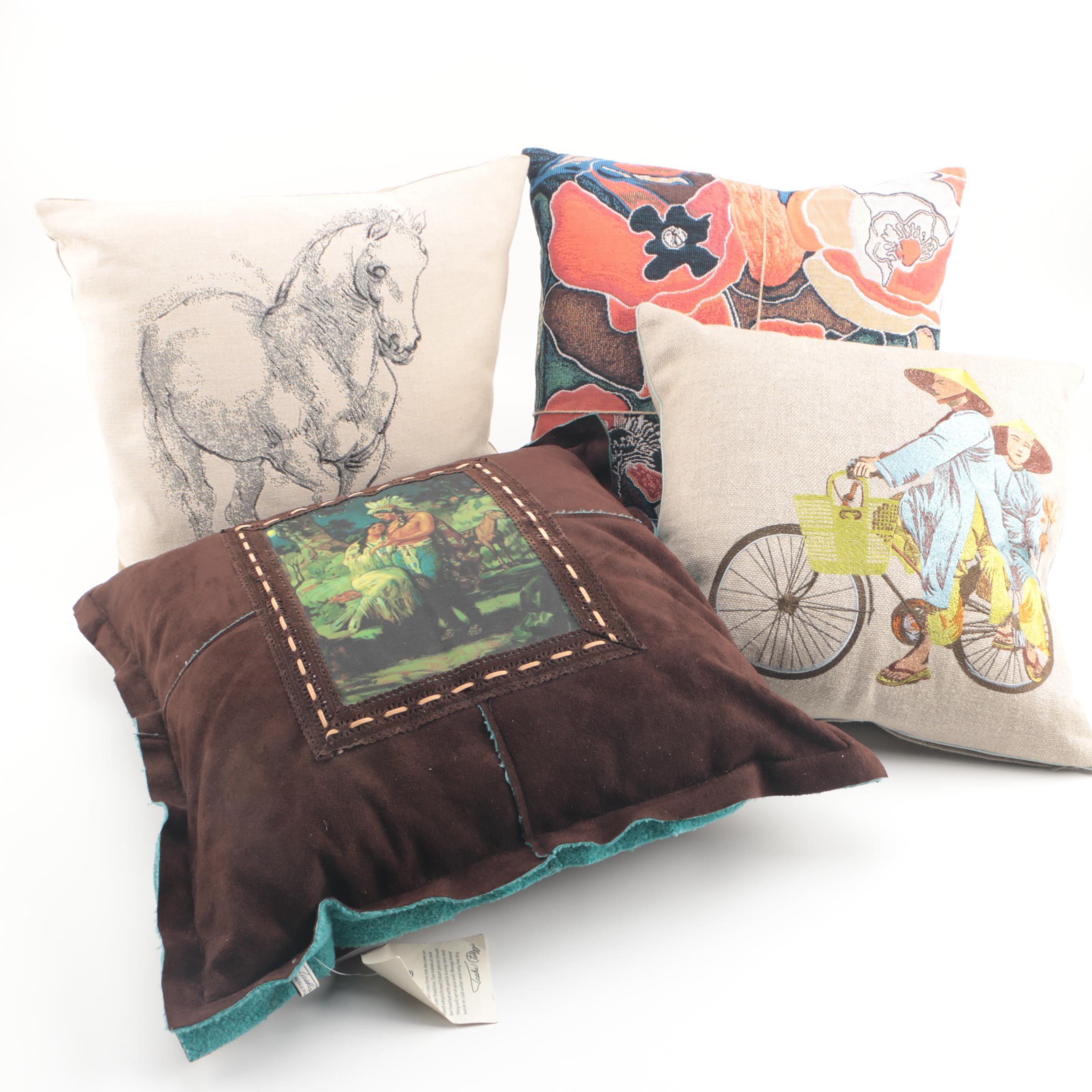 Jules Pansu and Tasha Polizzi Accent Pillows