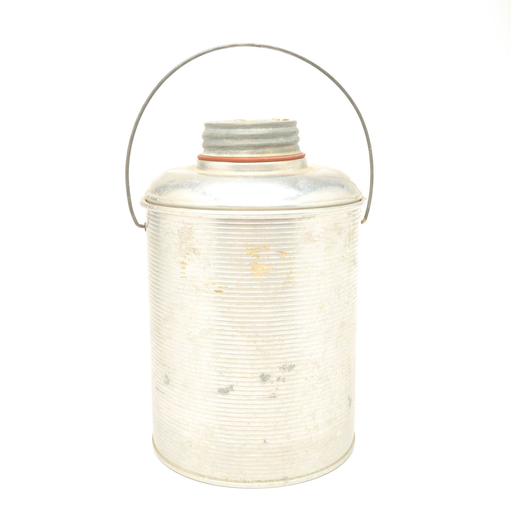 Vintage Ball Insulated Aluminum Thermos