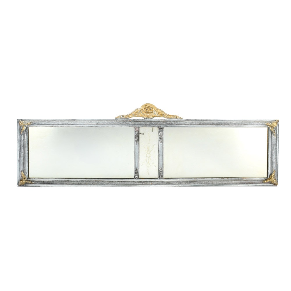 Renaissance Revival Style Wall Mirror