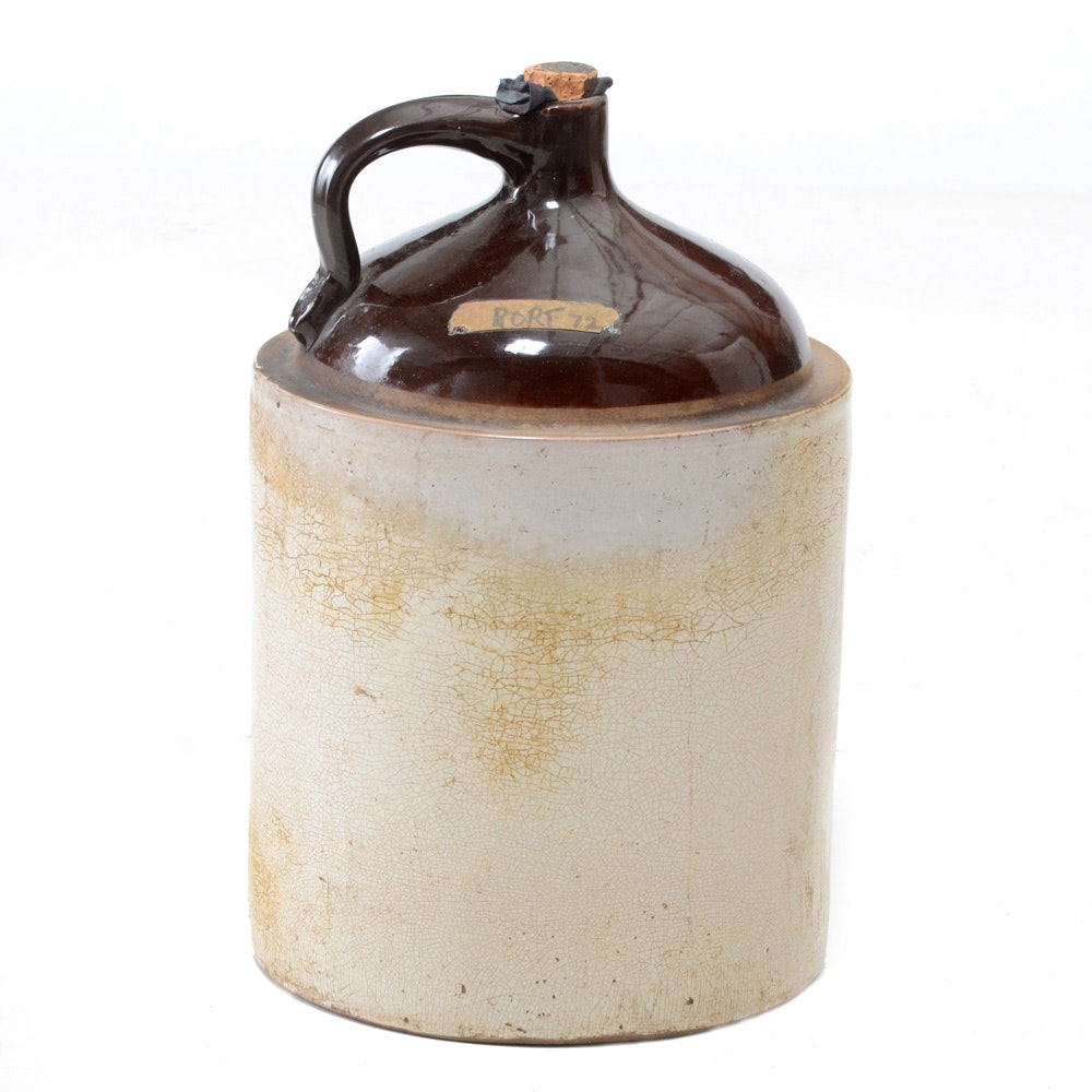 Western Stoneware Five Gallon Jug
