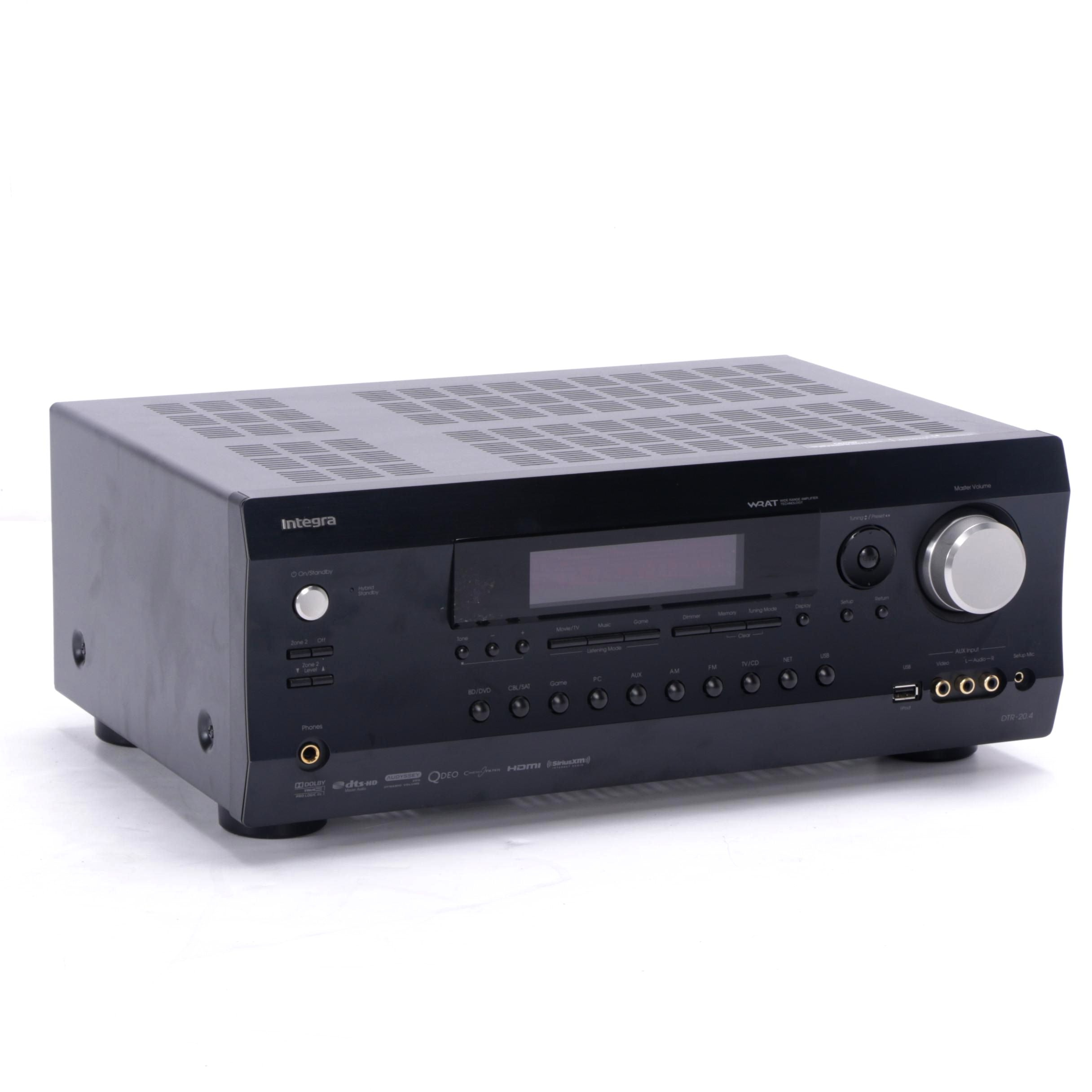 Integra Stereo Receiver