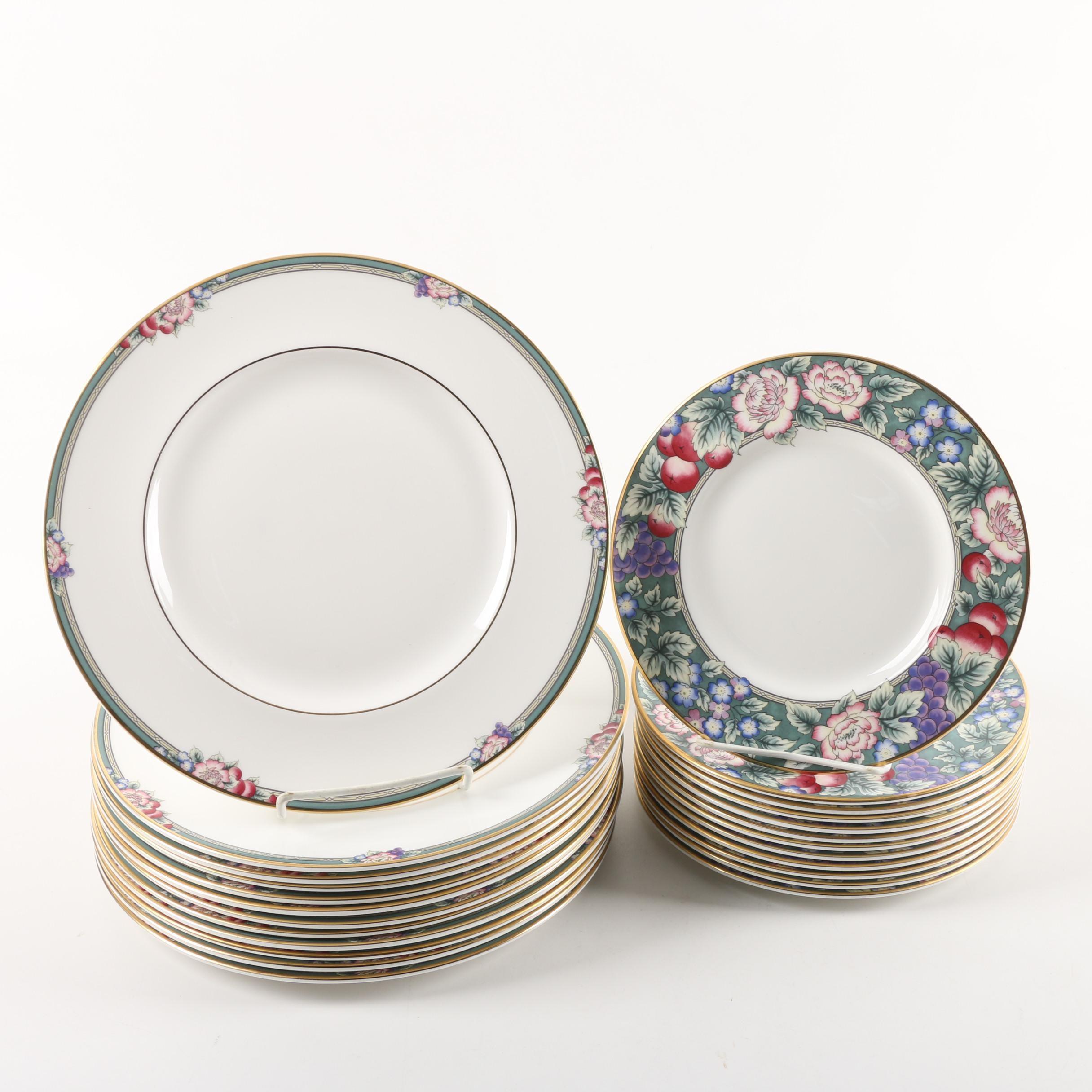 """Royal Doulton """"Orchard Hill"""" Bone China Plates"""