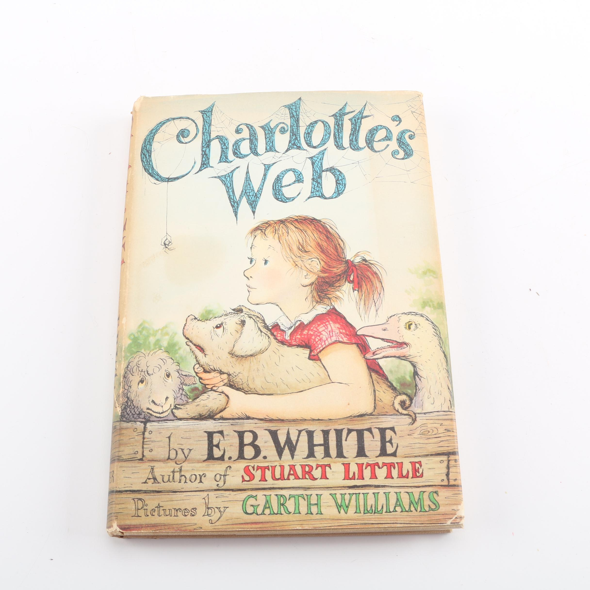 "1963 ""Charlotte's Web"" by E. B. White"