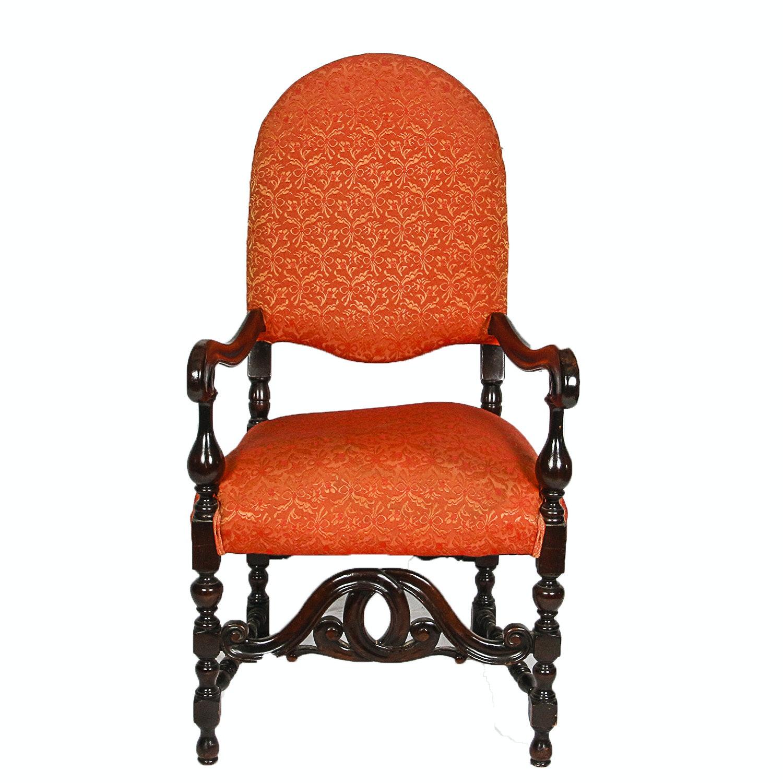 Vintage Baroque Style Armchair