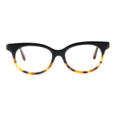 54cce2013e6d Harry Lary s Vampiry N252 Tortoiseshell Style Horn-Rimmed Eyeglass Frames