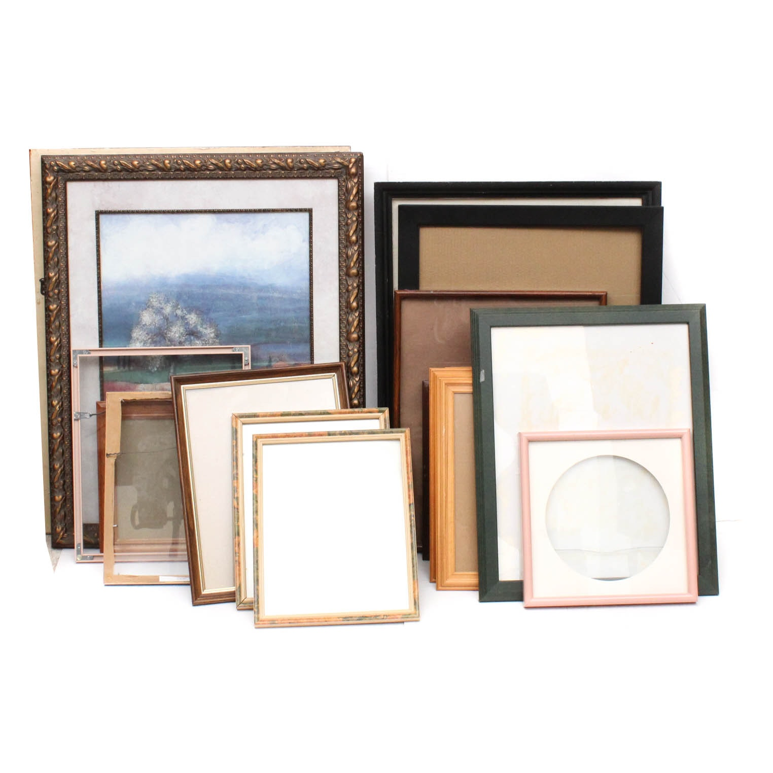 Over 70 Picture Frames of Every Size