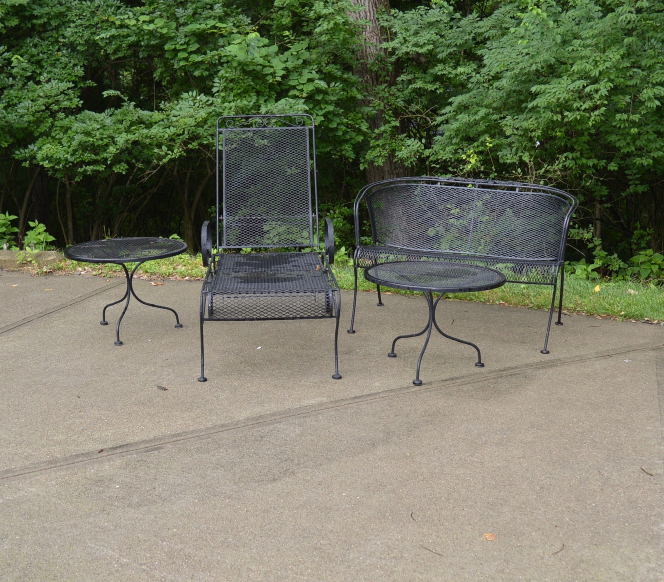Collection of Patio Furniture