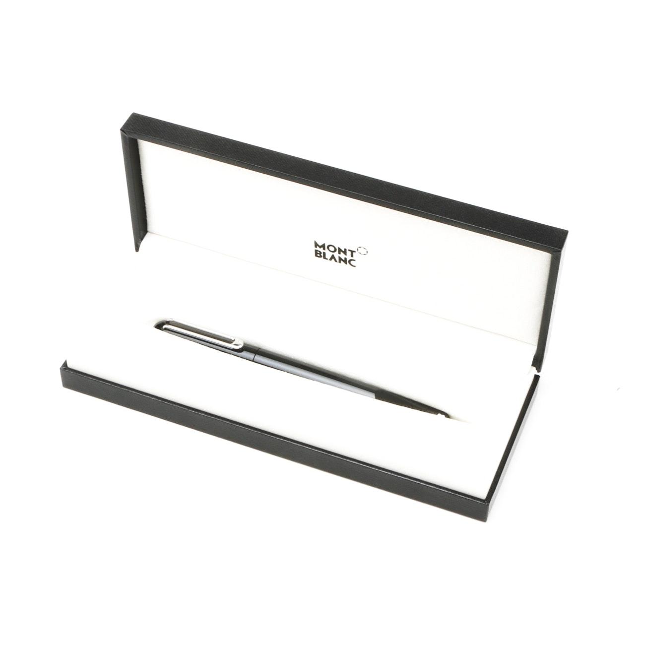 "Mont Blanc ""M"" Ballpoint Pen in Box"