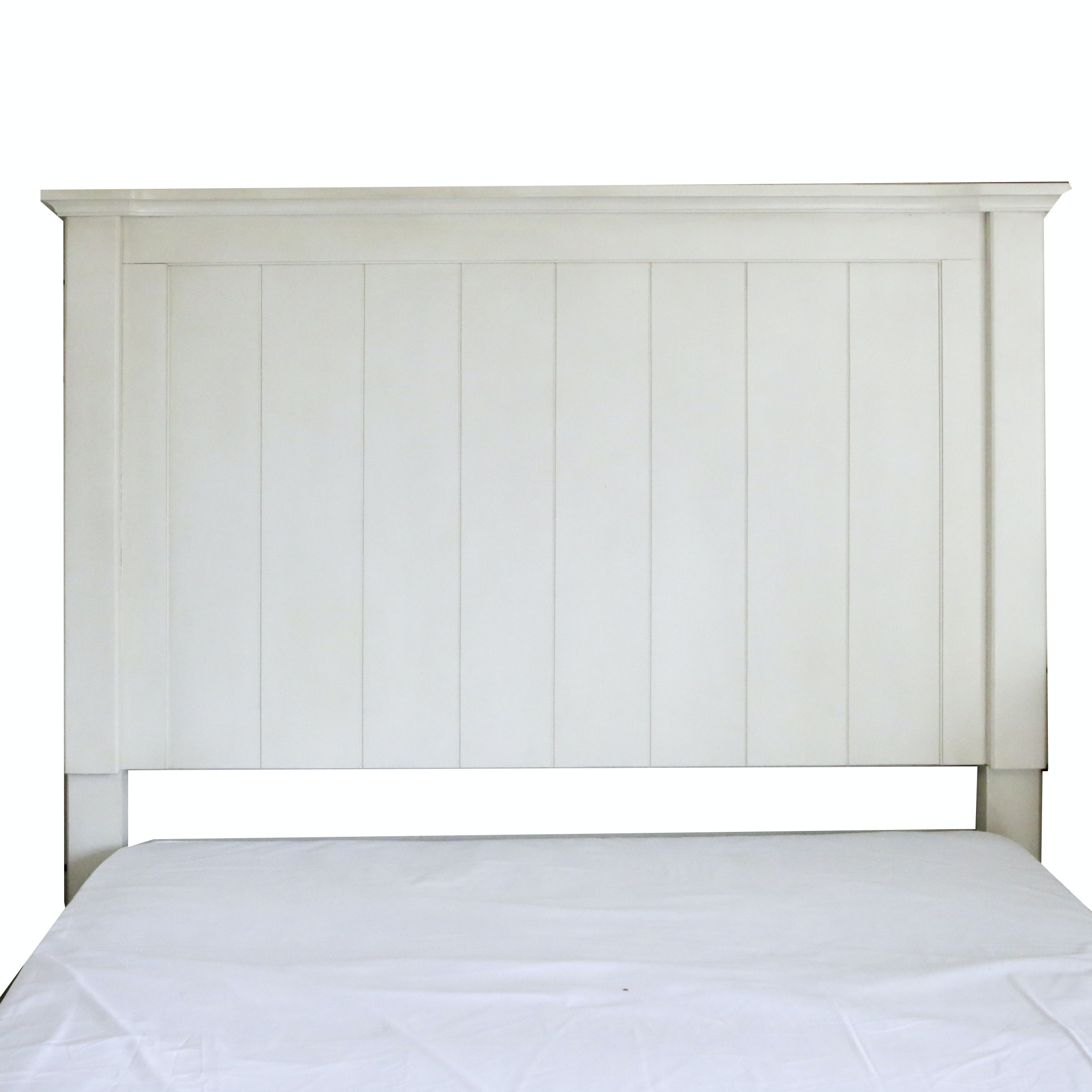 Cape Cod Style Full Size Bed Frame