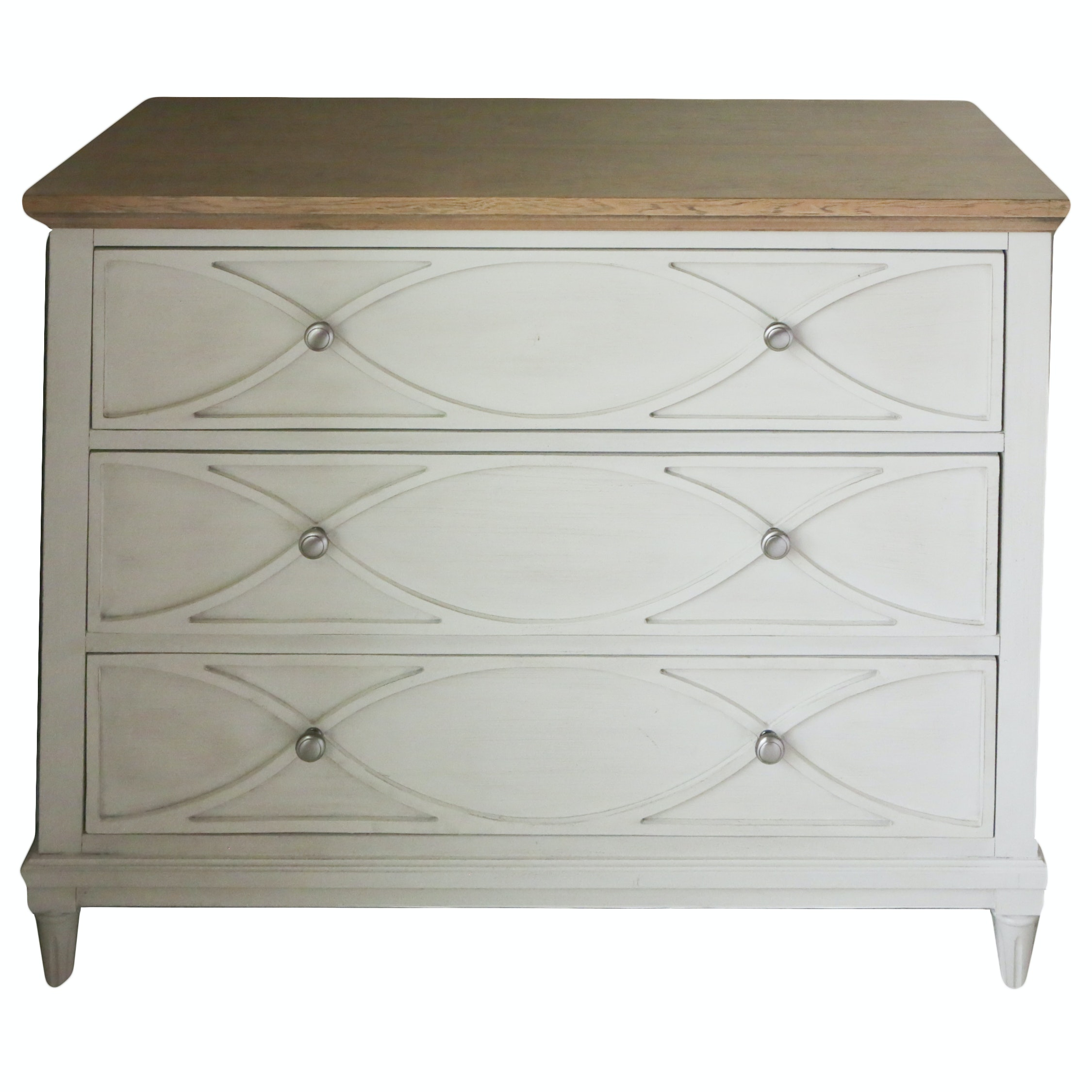 Gustavian Style Chest of Drawers by Universal