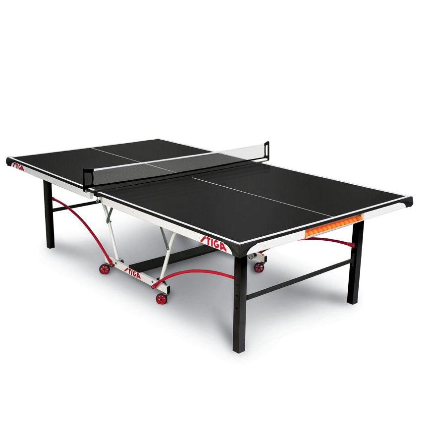 Stiga Collapsible Indoor Tennis Table