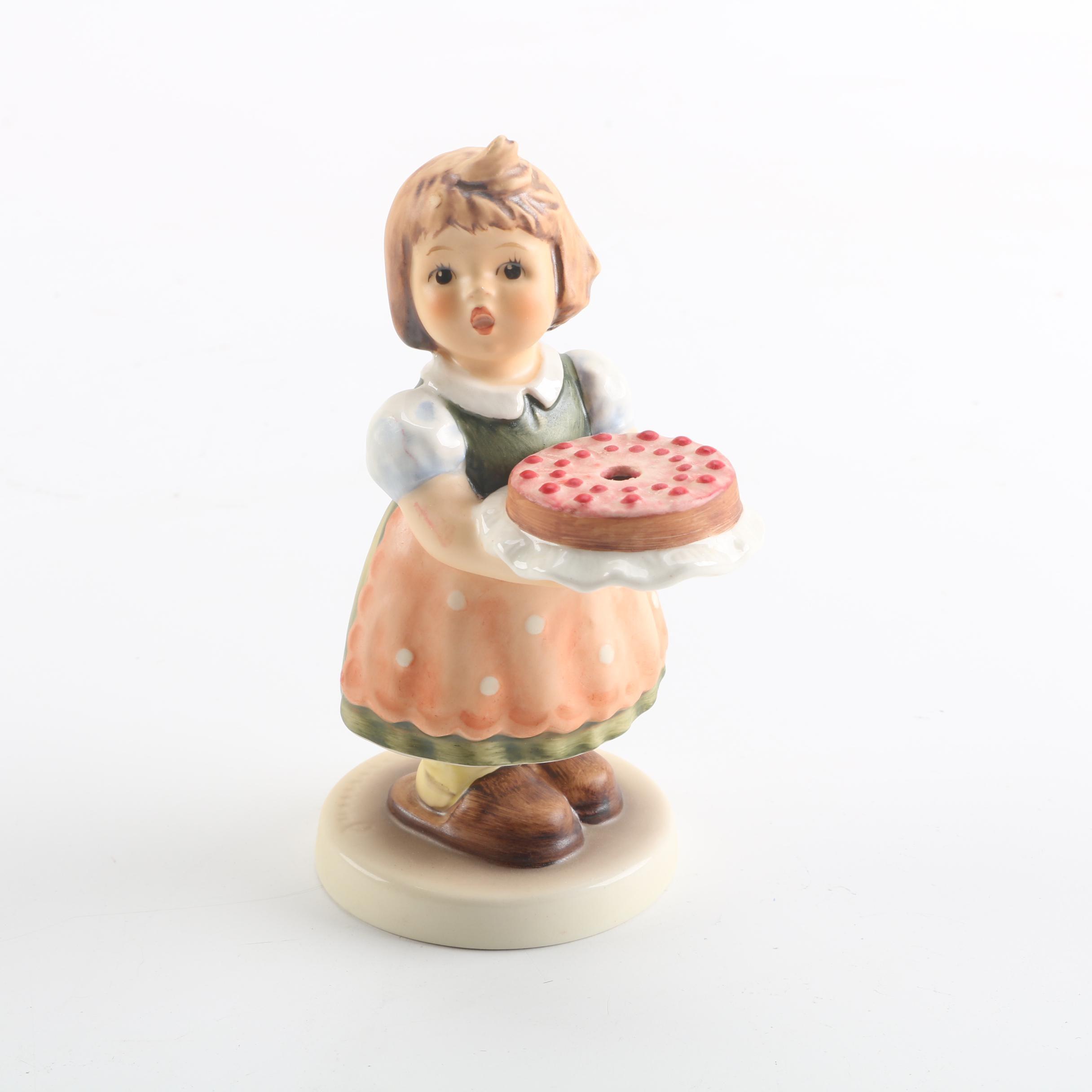 "1983 Goebel Collector's Club ""Birthday Candle"" Figurine"