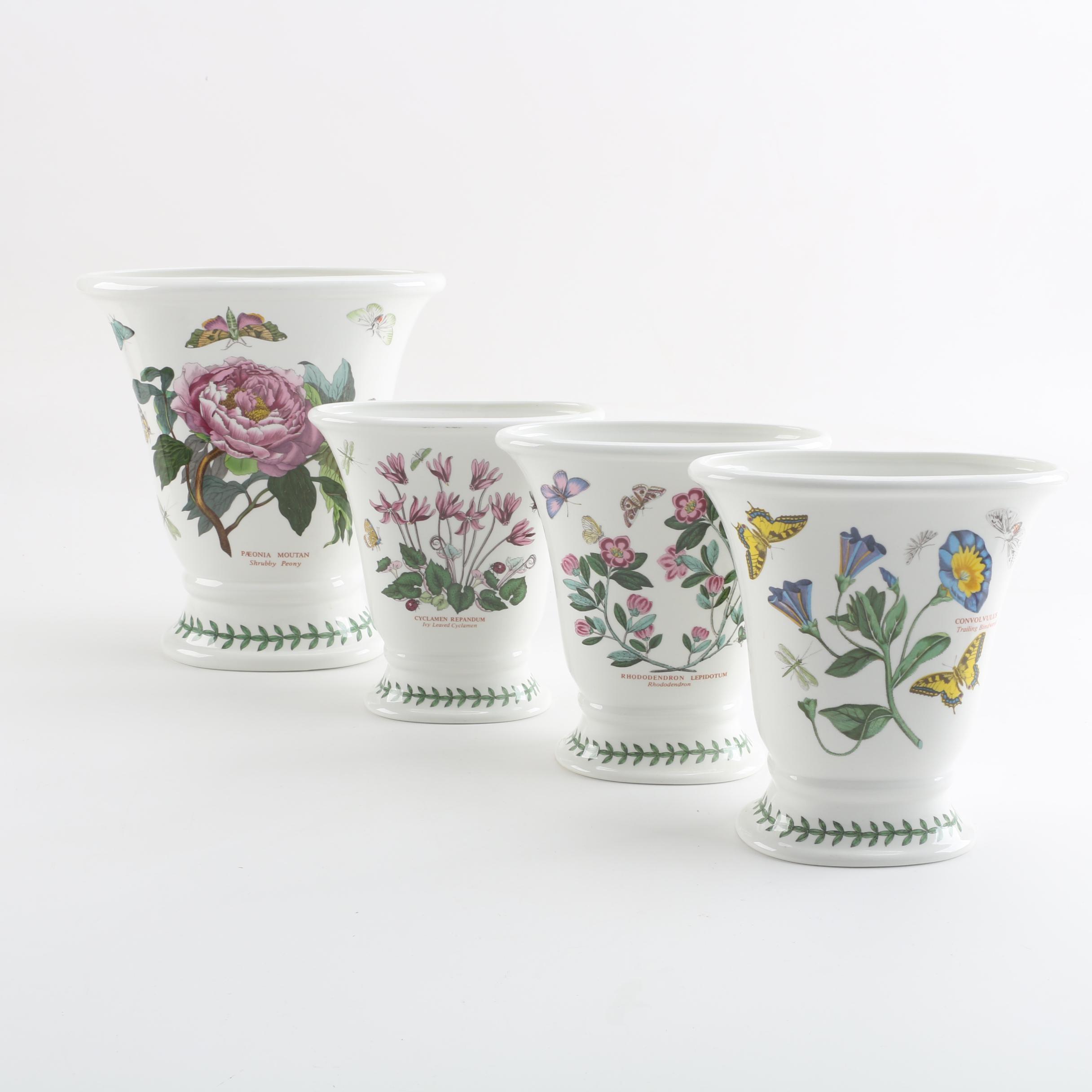 """Portmeirion """"Botanic Garden"""" Vases by Susan Williams Ellis"""