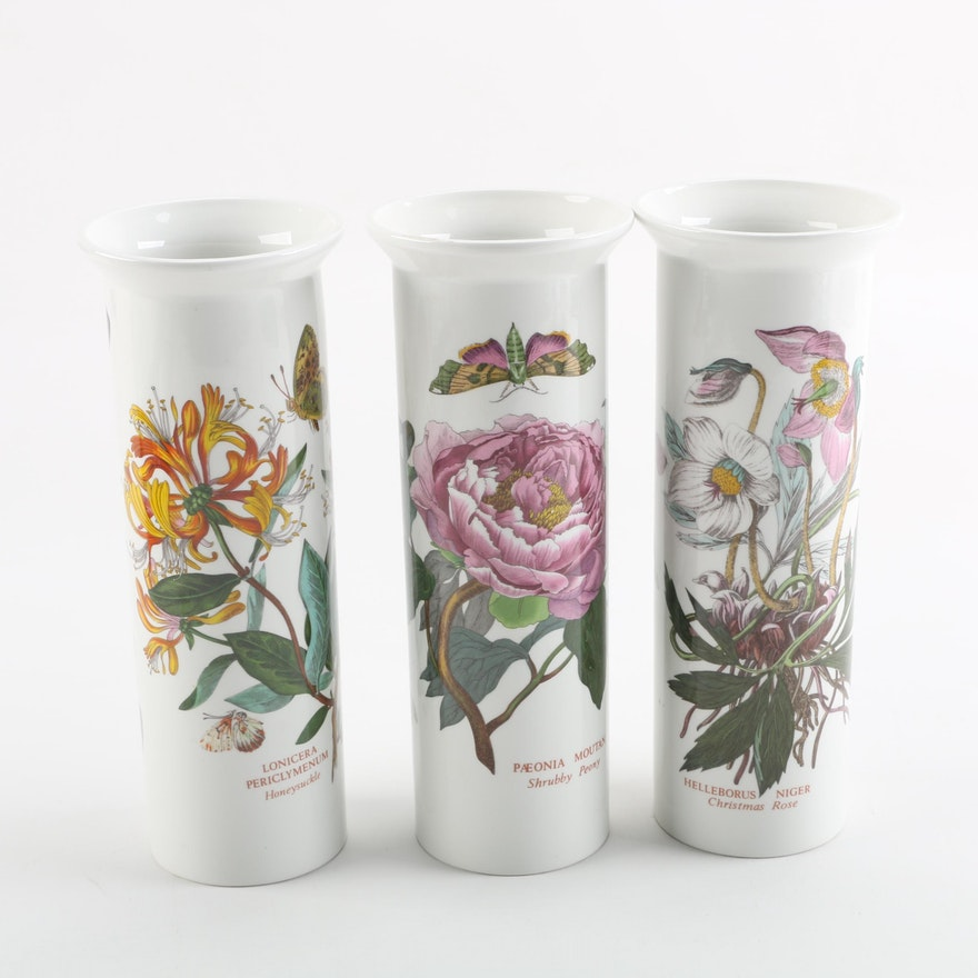 Portmeirion Botanic Garden Vases By Susan Williams Ellis Ebth