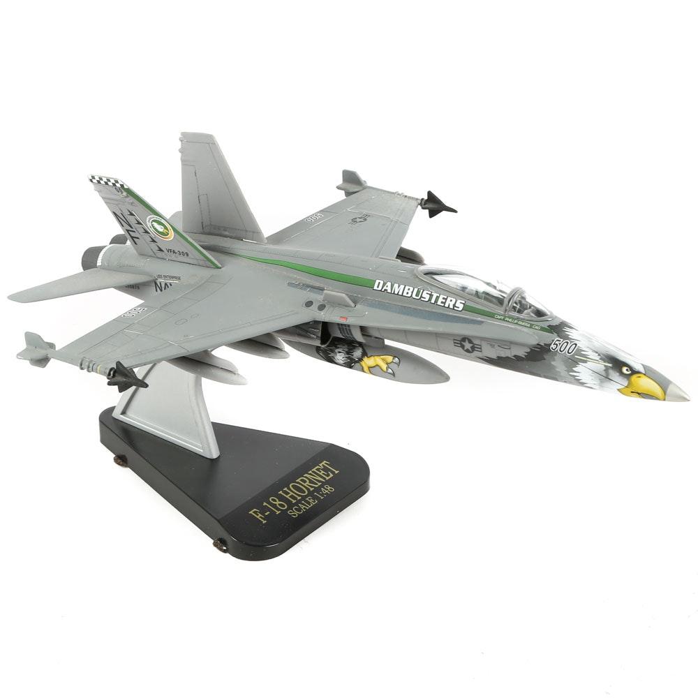 F-18 Hornet Model Jet