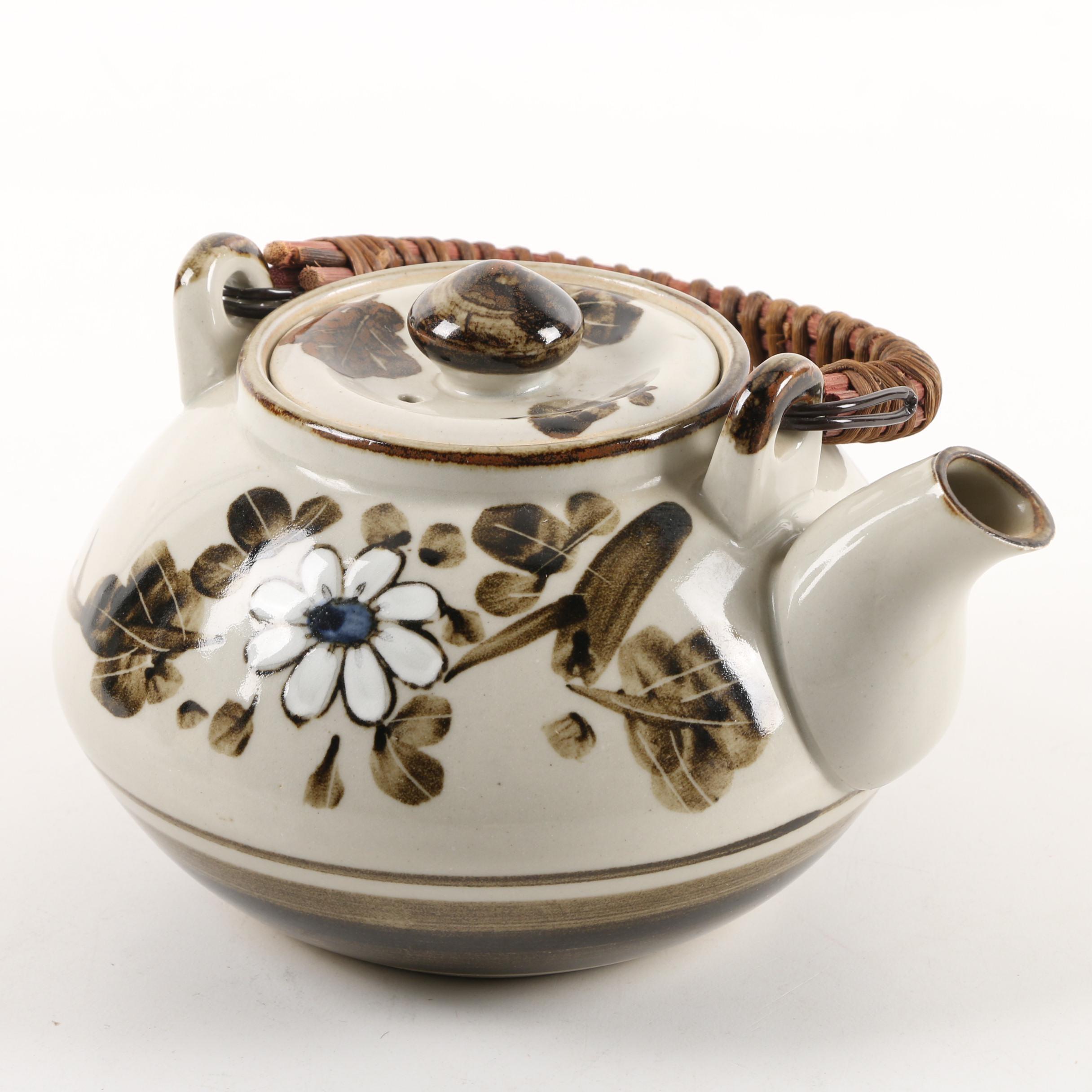 Vintage Otagiri Mercantile Company Japanese Teapot