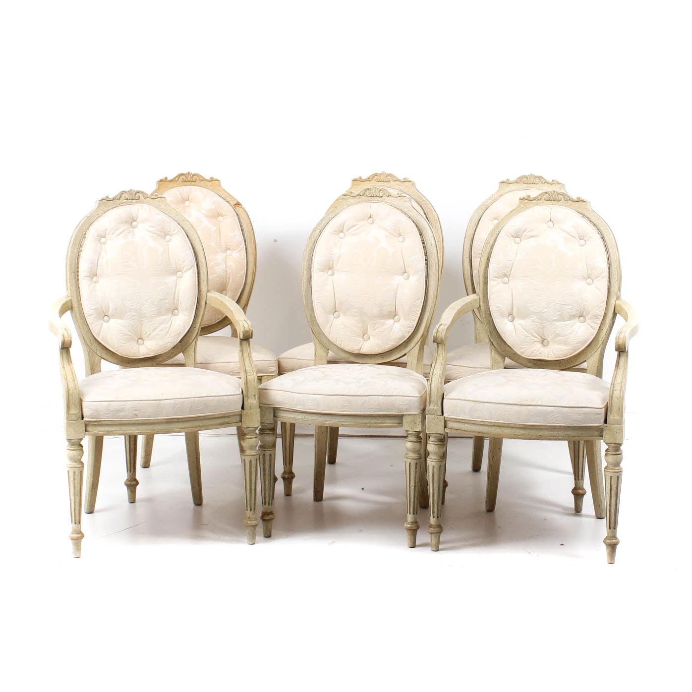 Neoclassical Dining Chairs