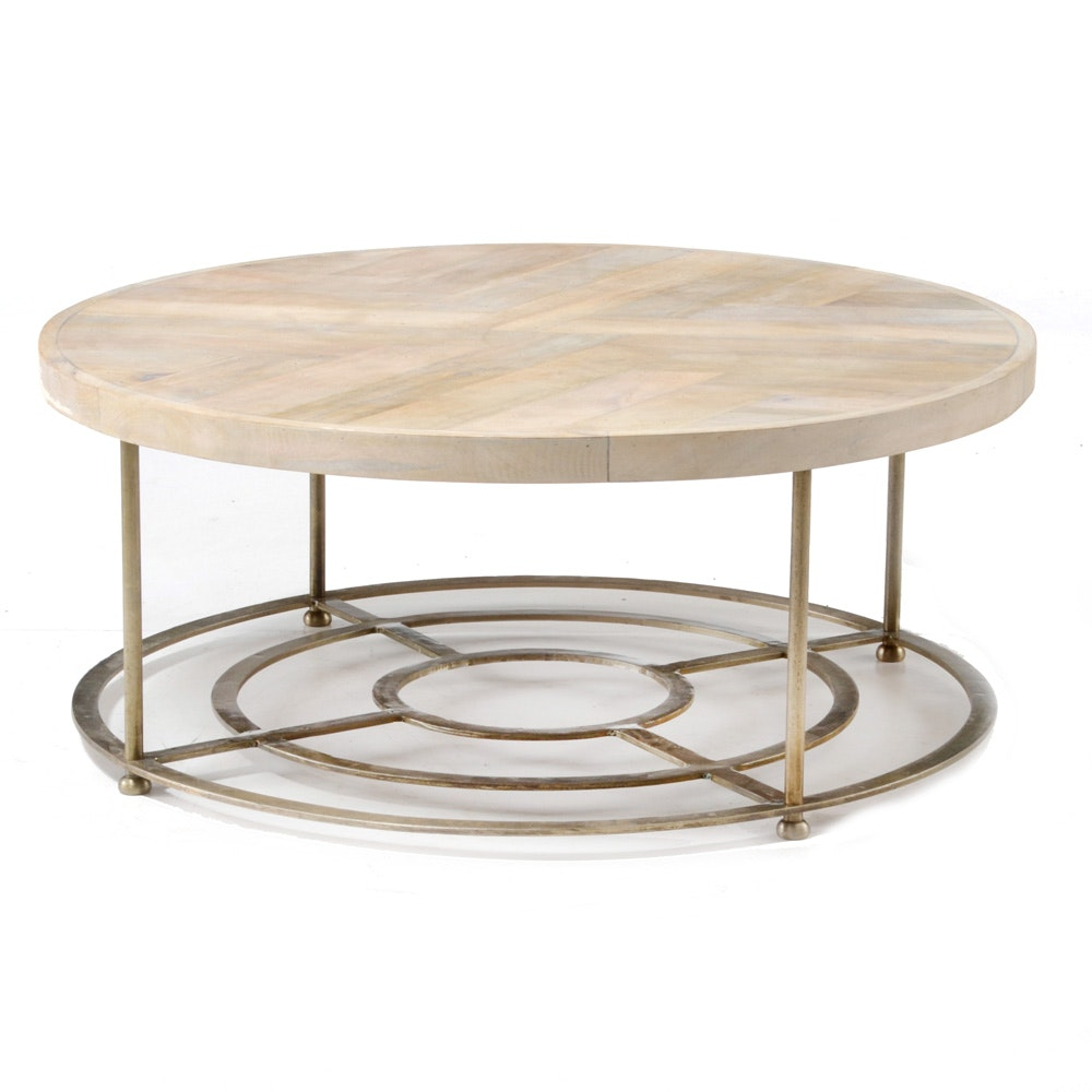 Contemporary Coffee Table