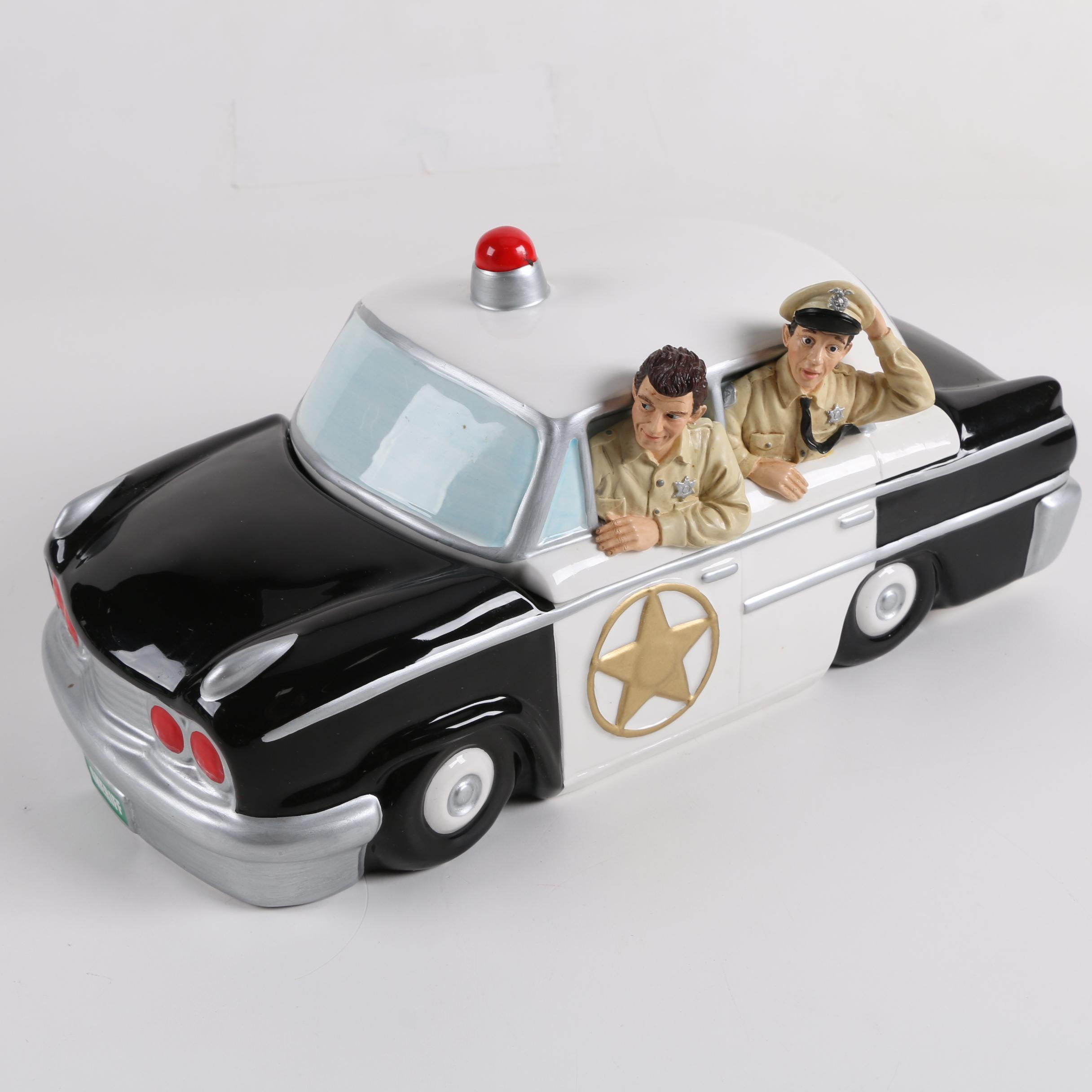 "Vandor ""The Andy Griffith Show"" Limited Edition Cookie Jar"