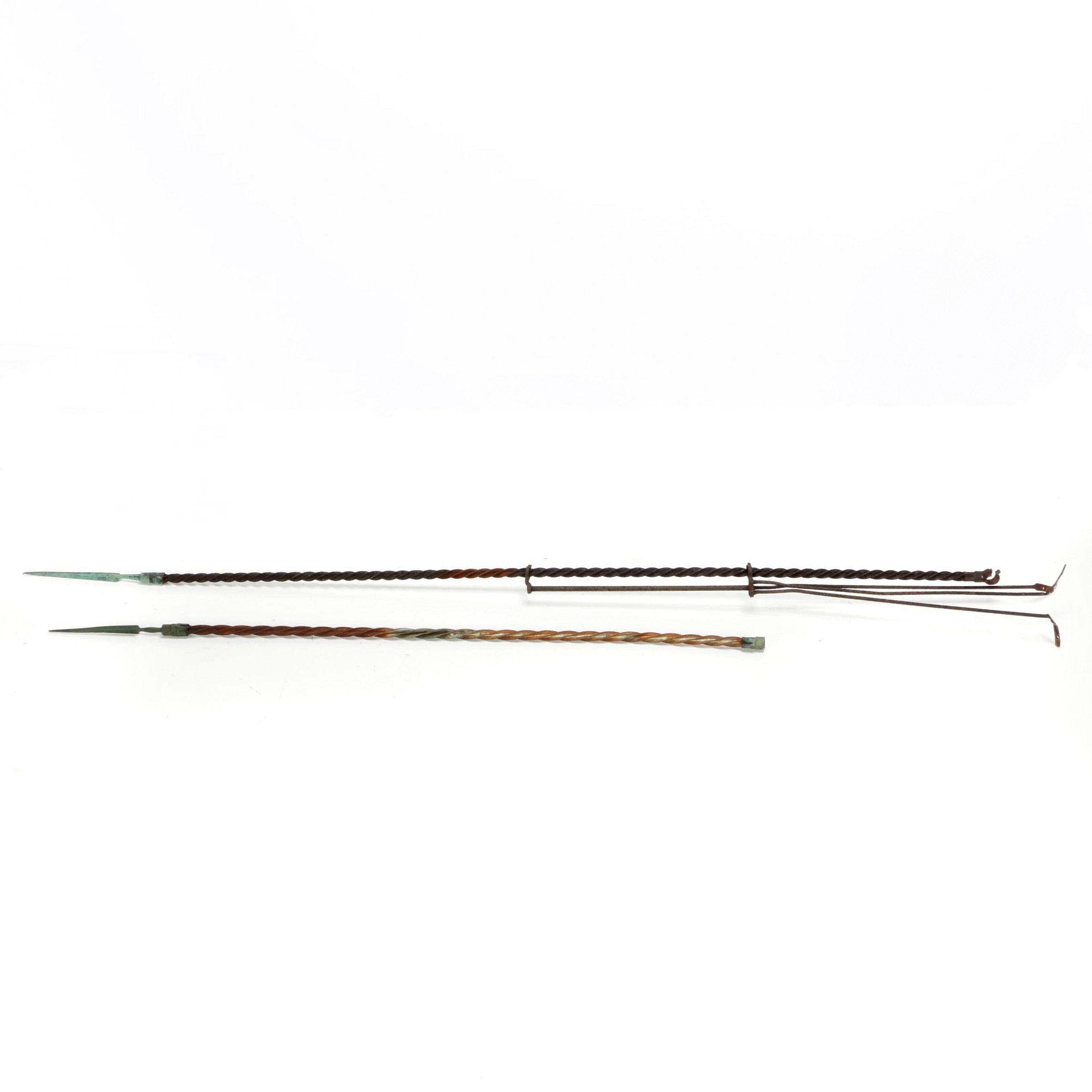 Antique Lightning Rods