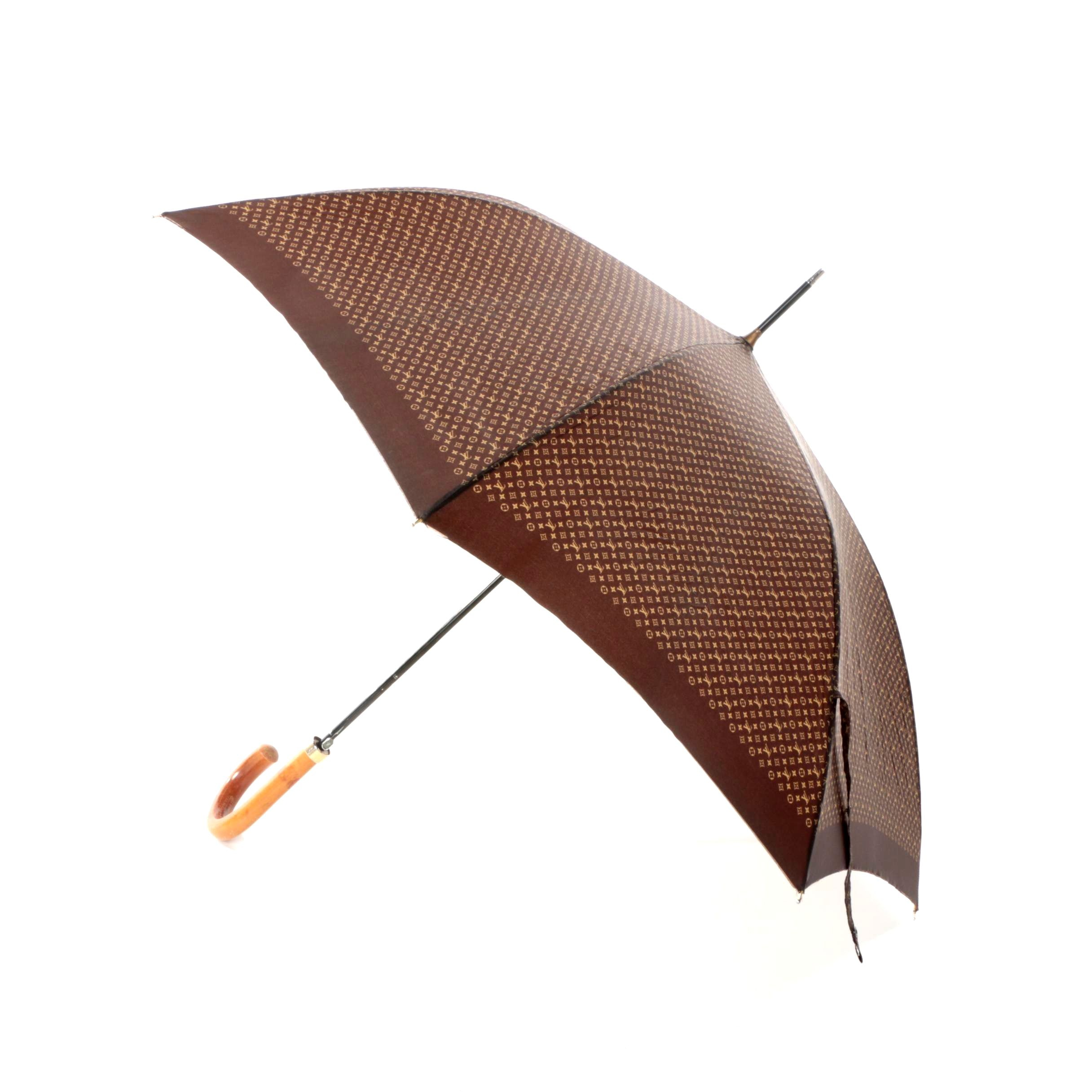 Louis Vuitton Monogram Nylon Umbrella