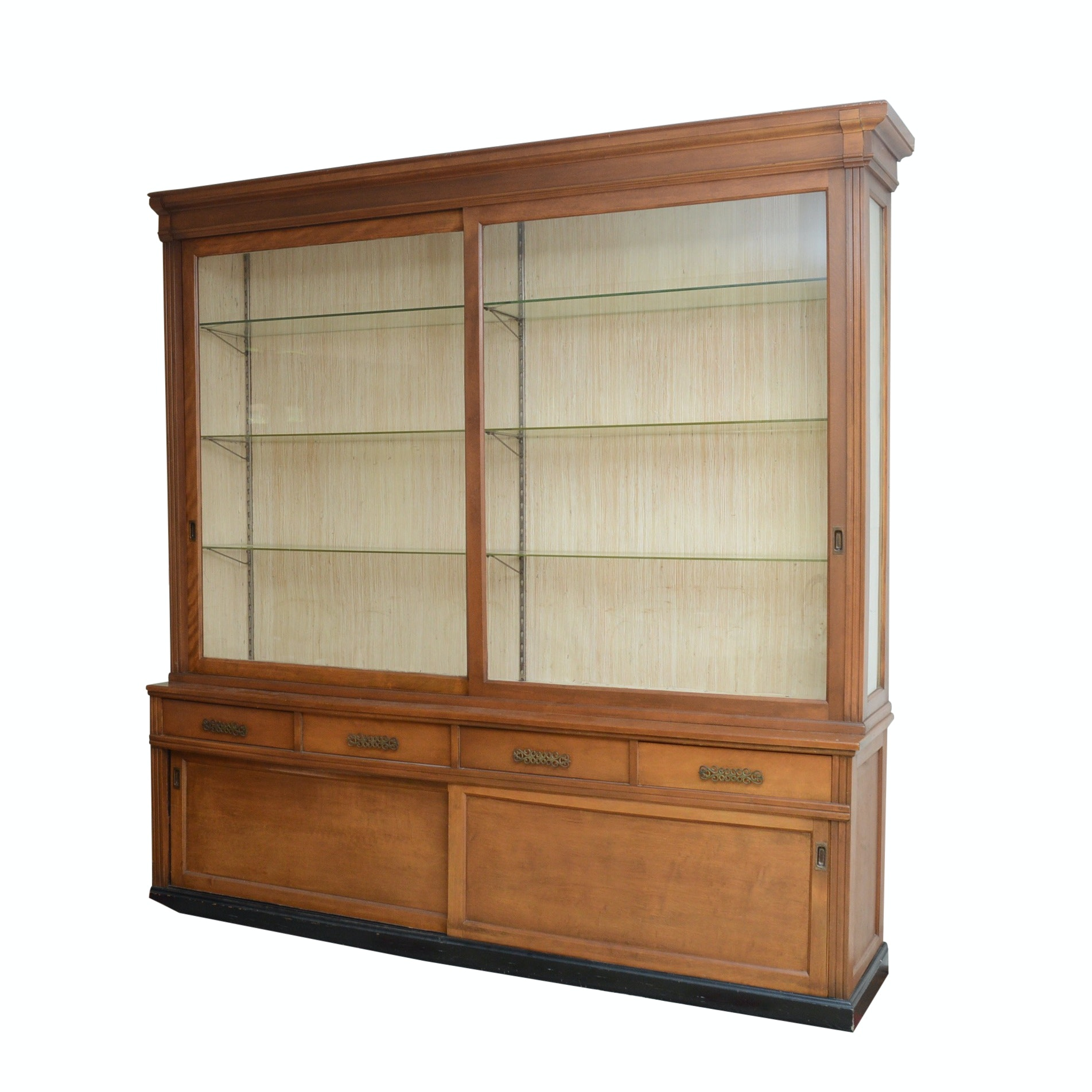 Wall Size China Cabinet
