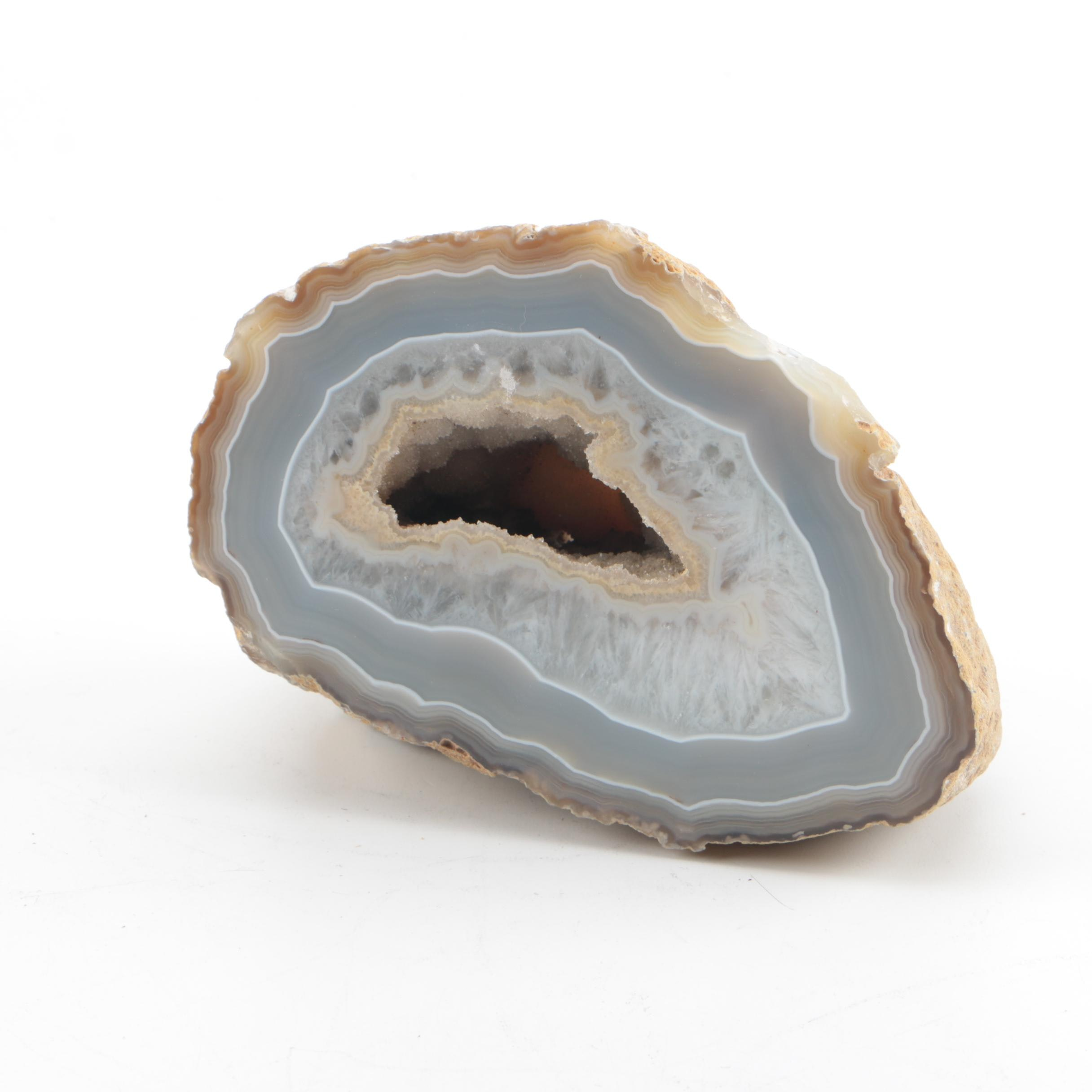 Quartz Geode Specimen