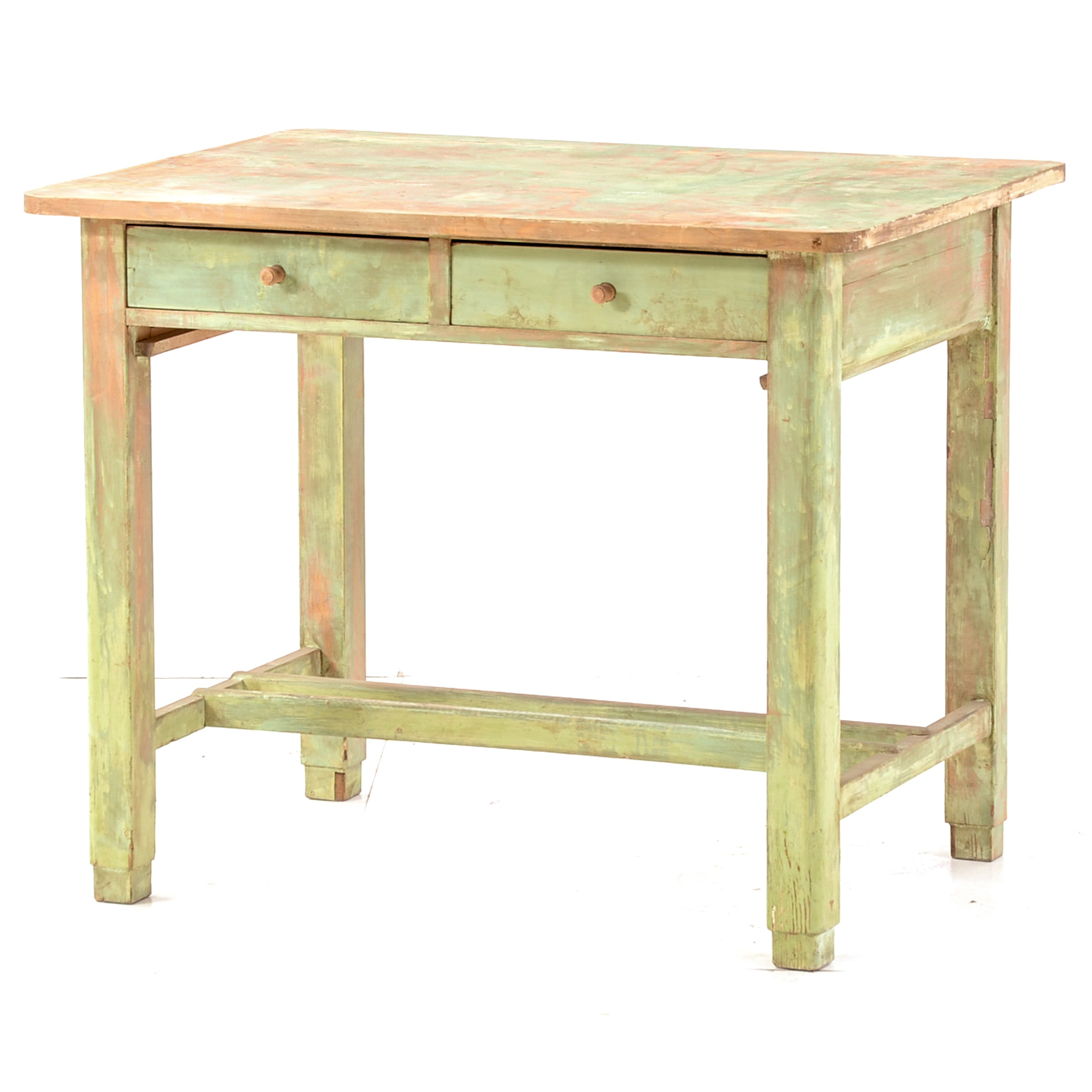 Pine Accent Table