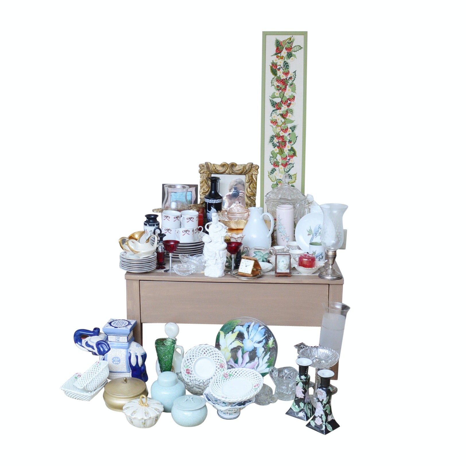 Pick Up Only Home Decor Lot