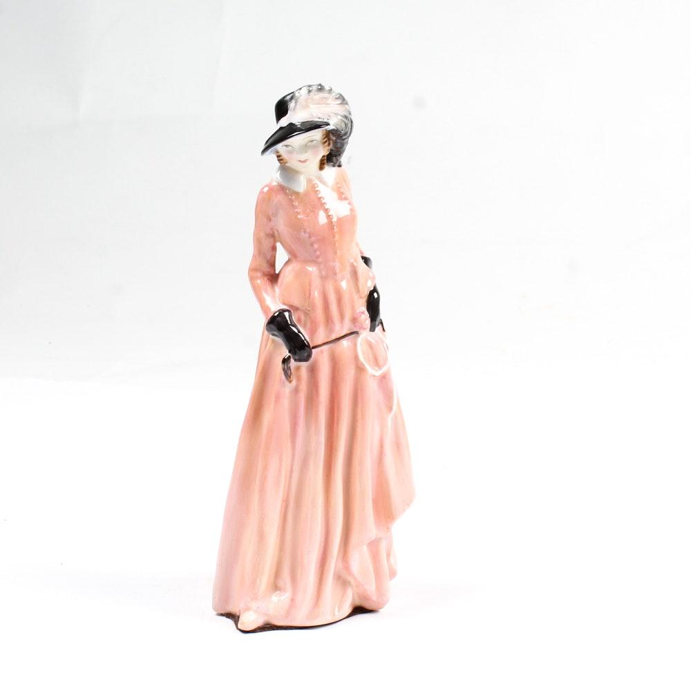 "Vintage Royal Doulton ""Maureen"" Figurine"