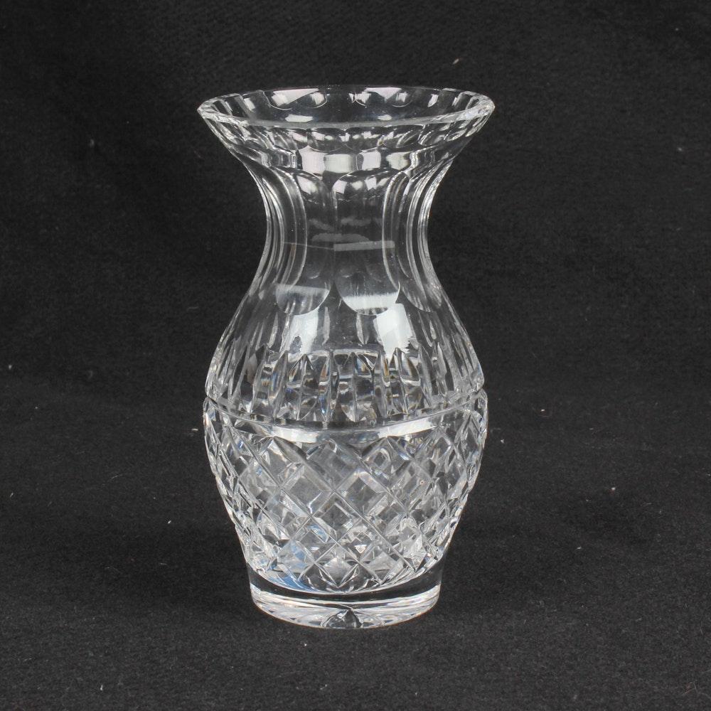 Baccarat French Crystal Vase
