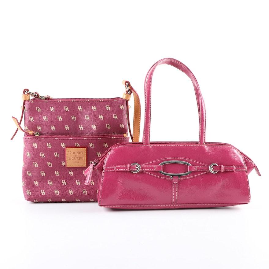 94a5ee314f Dooney   Bourke and Franco Sarto Handbags   EBTH