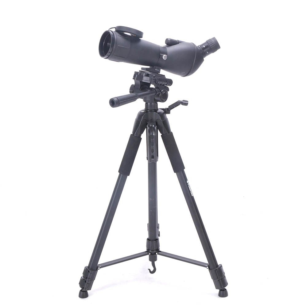National Geographic Telescope and Polaroid Tripod with Level