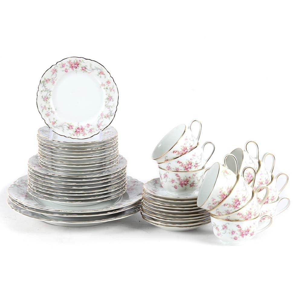 "Hutschenreuther ""Richelieu"" Porcelain Tableware"