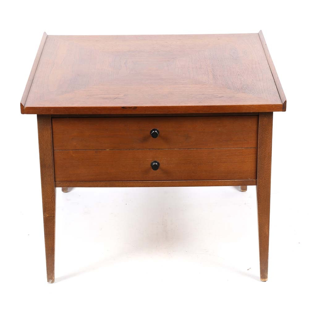 Mid Century Modern Side Table by American of Martinsville