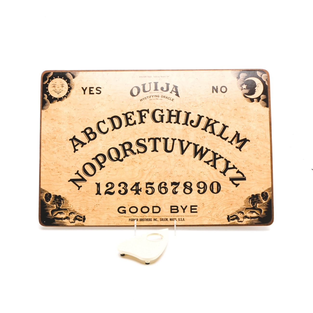 Vintage William Fuld Ouija Board by Parker Brothers