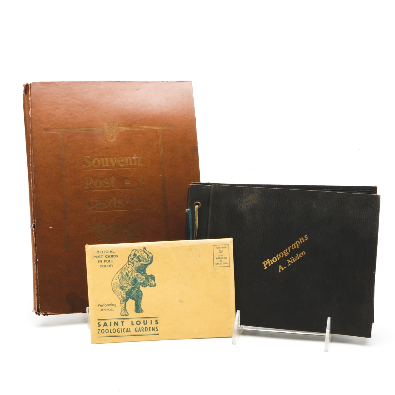 Collection of Turn of the Twentieth Century Post Cards and Photographs
