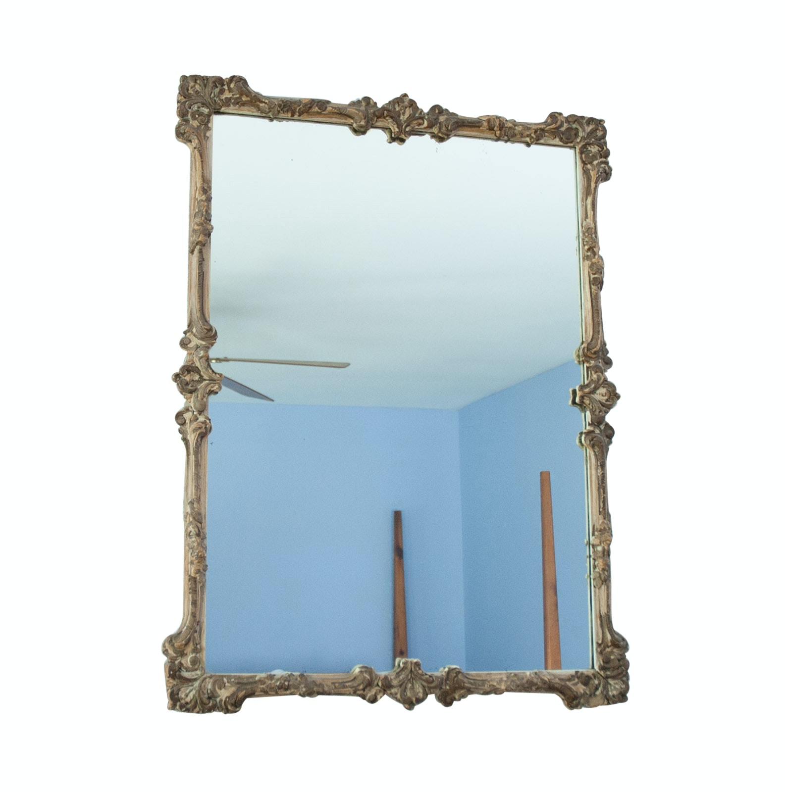 Vintage Giltwood Wall Mirror