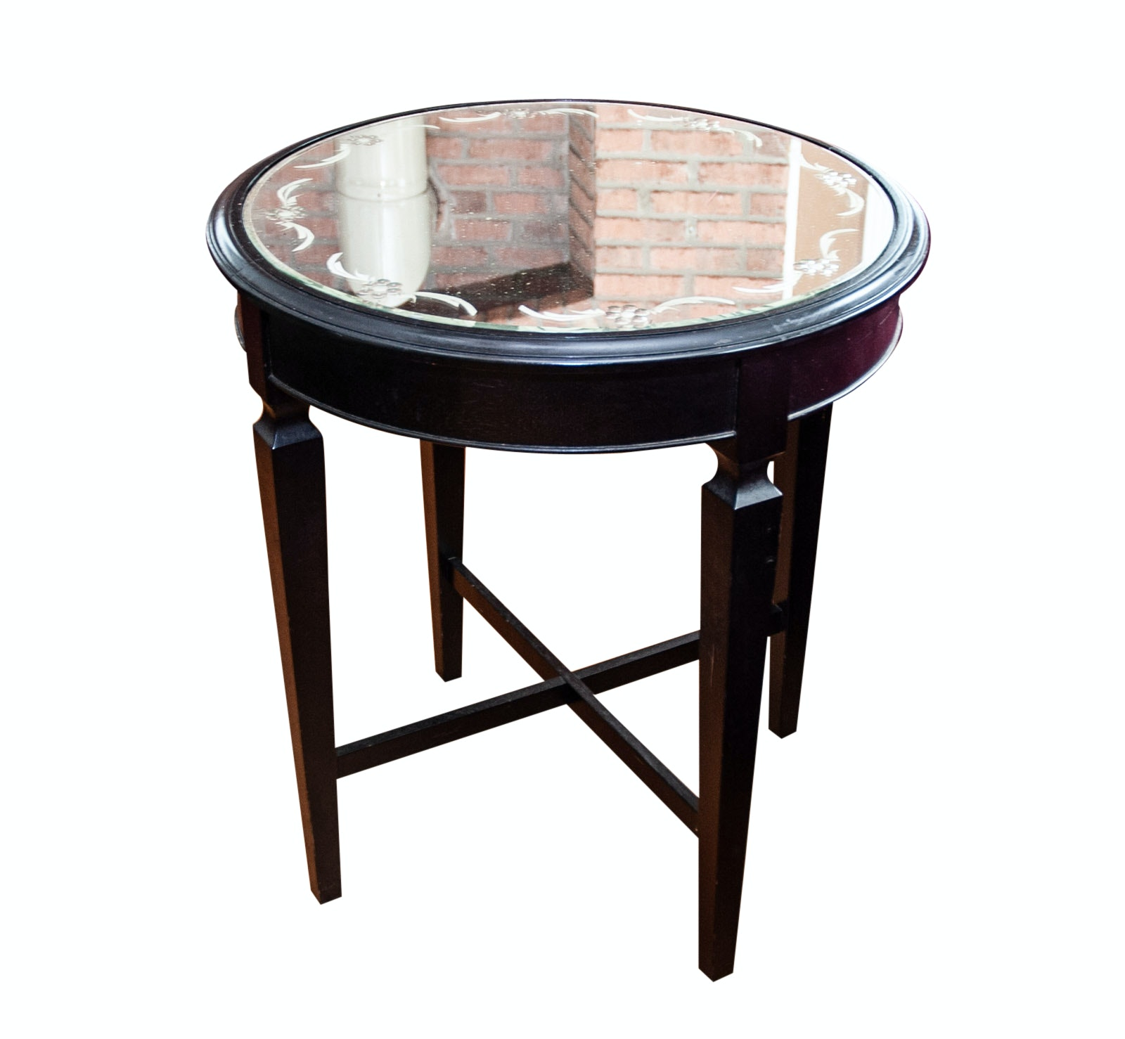 Arhaus Mirror End Table ...