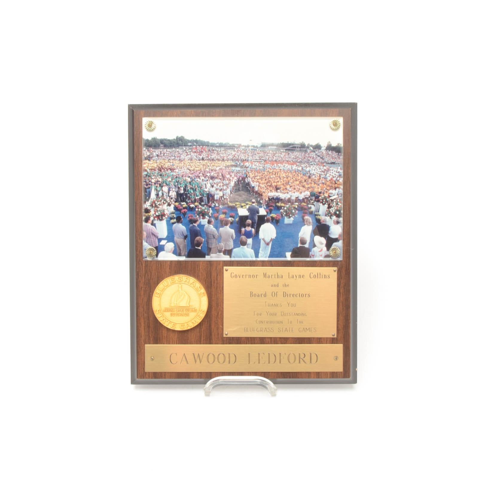 Cawood Ledford Presentation Award
