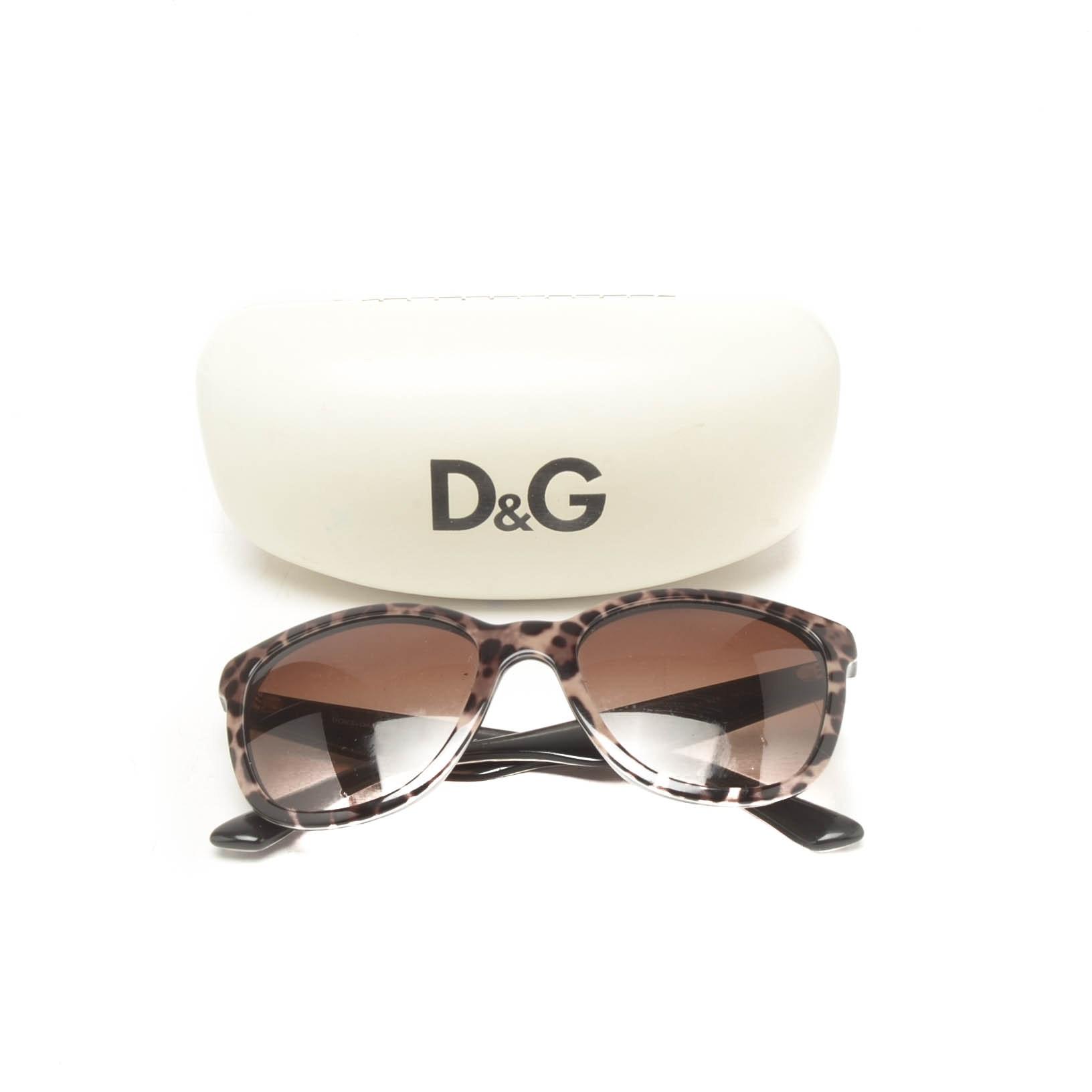 Dolce & Gabbana 4190 Sunglasses